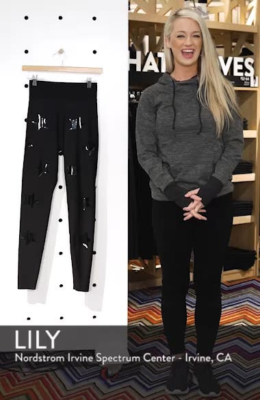 Lux Knockout Leggings, sales video thumbnail