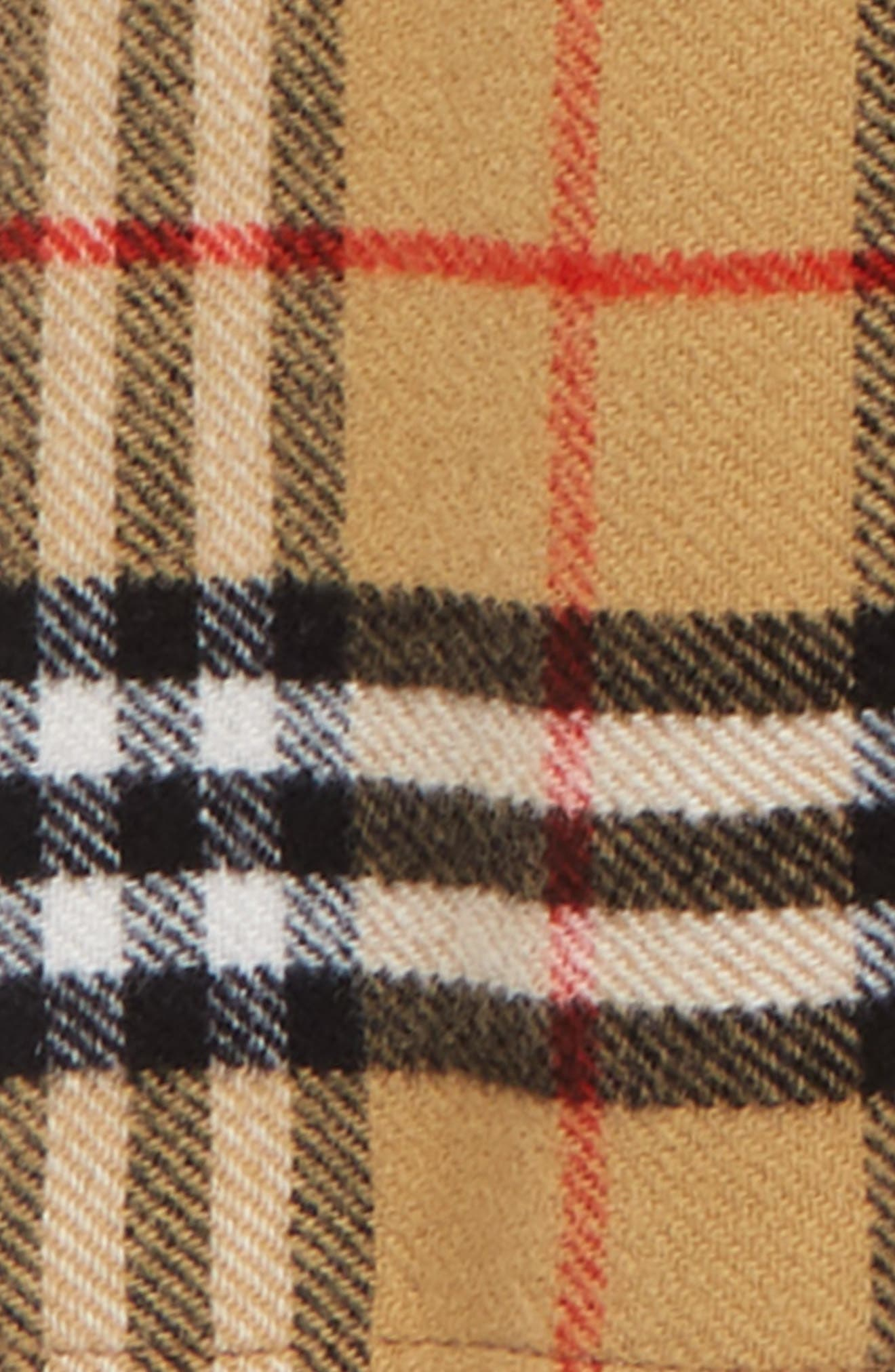 Brogan Hooded Wool Toggle Coat,                             Alternate thumbnail 2, color,                             BLACK