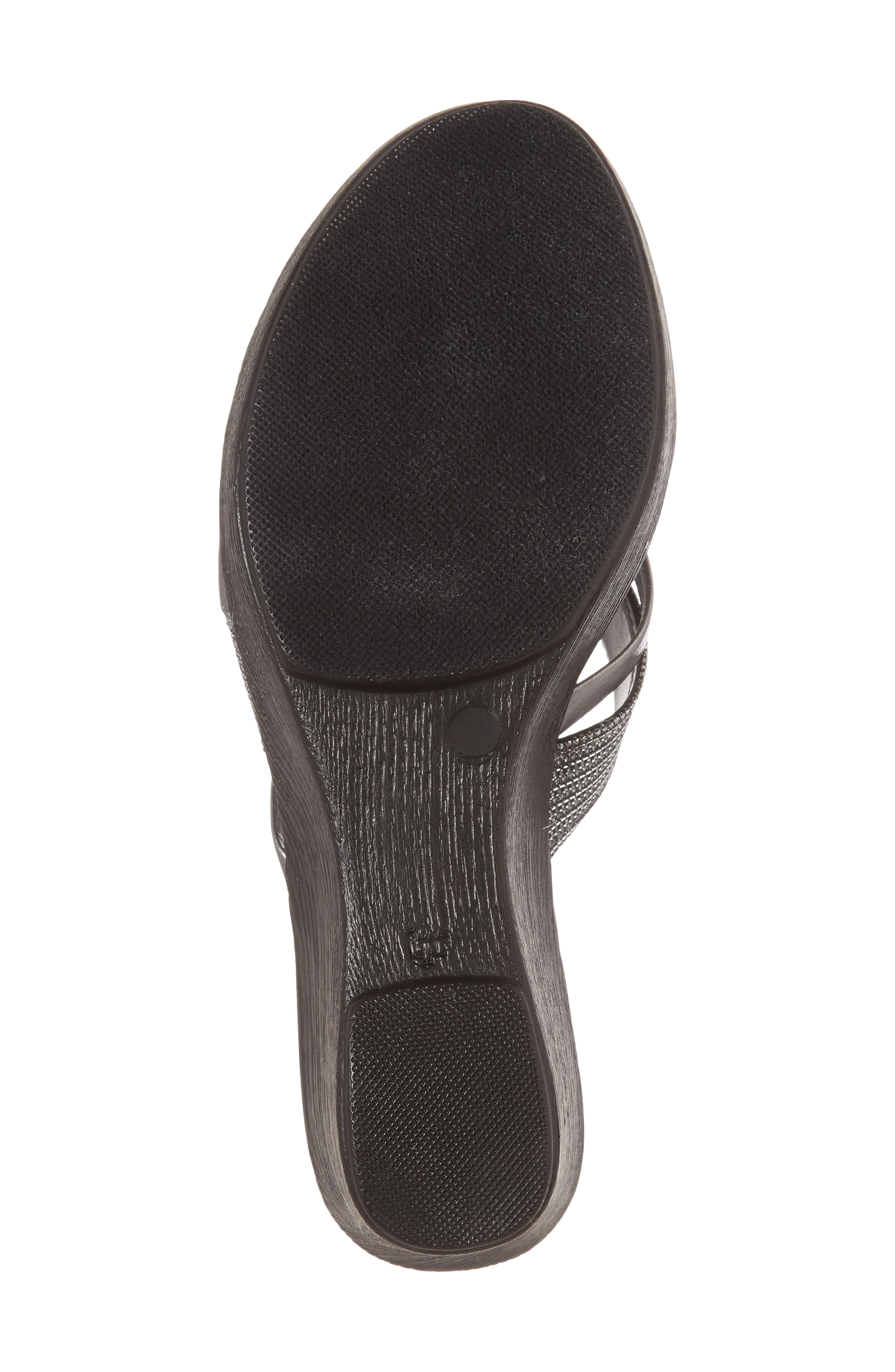 by East Street<sup>®</sup> Lucette Strappy Wedge Mule,                             Alternate thumbnail 27, color,