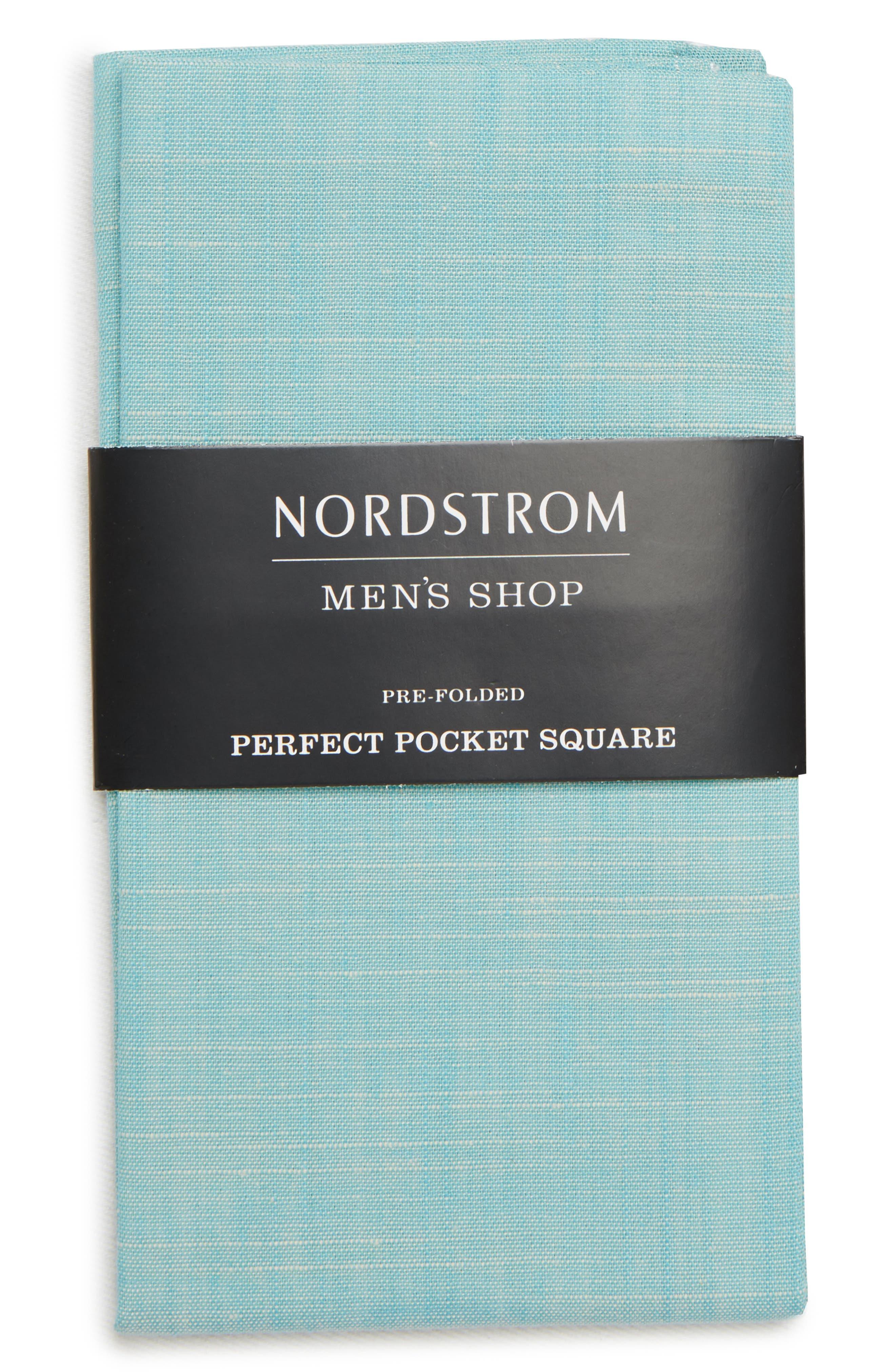 The Perfect Pre-Folded Pocket Square,                             Alternate thumbnail 83, color,
