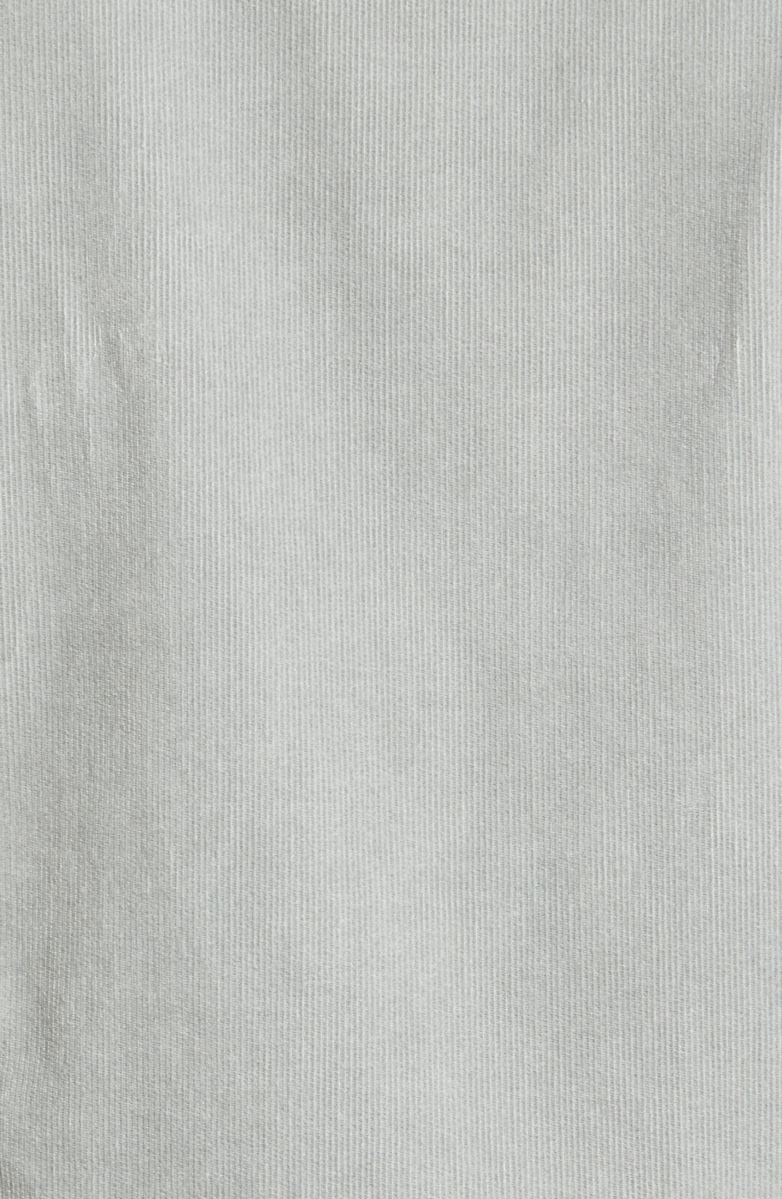 Pigment Dyed Stretch Corduroy Jacket,                             Alternate thumbnail 6, color,