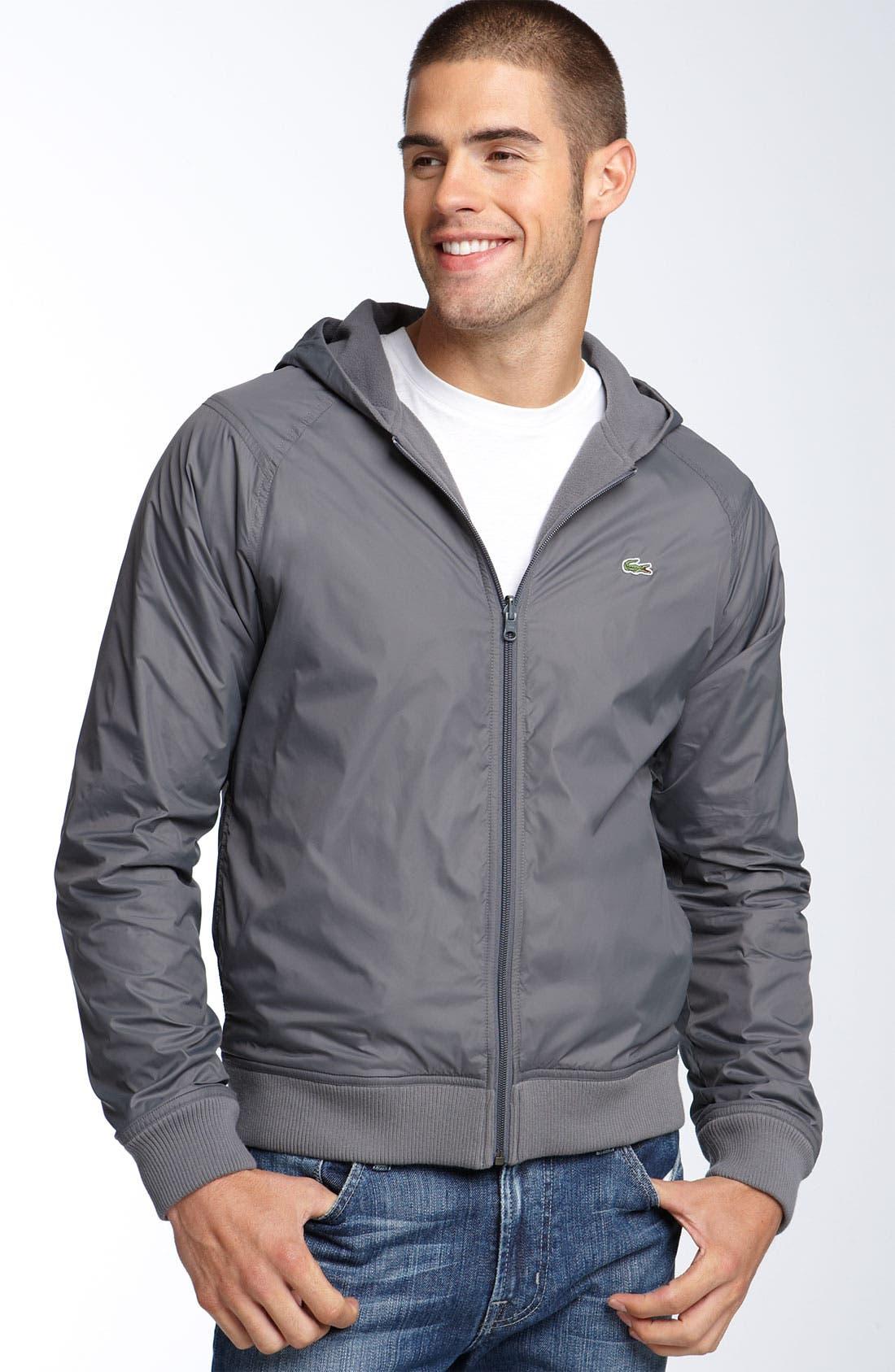 LACOSTE,                             Reversible Jacket,                             Main thumbnail 1, color,                             029