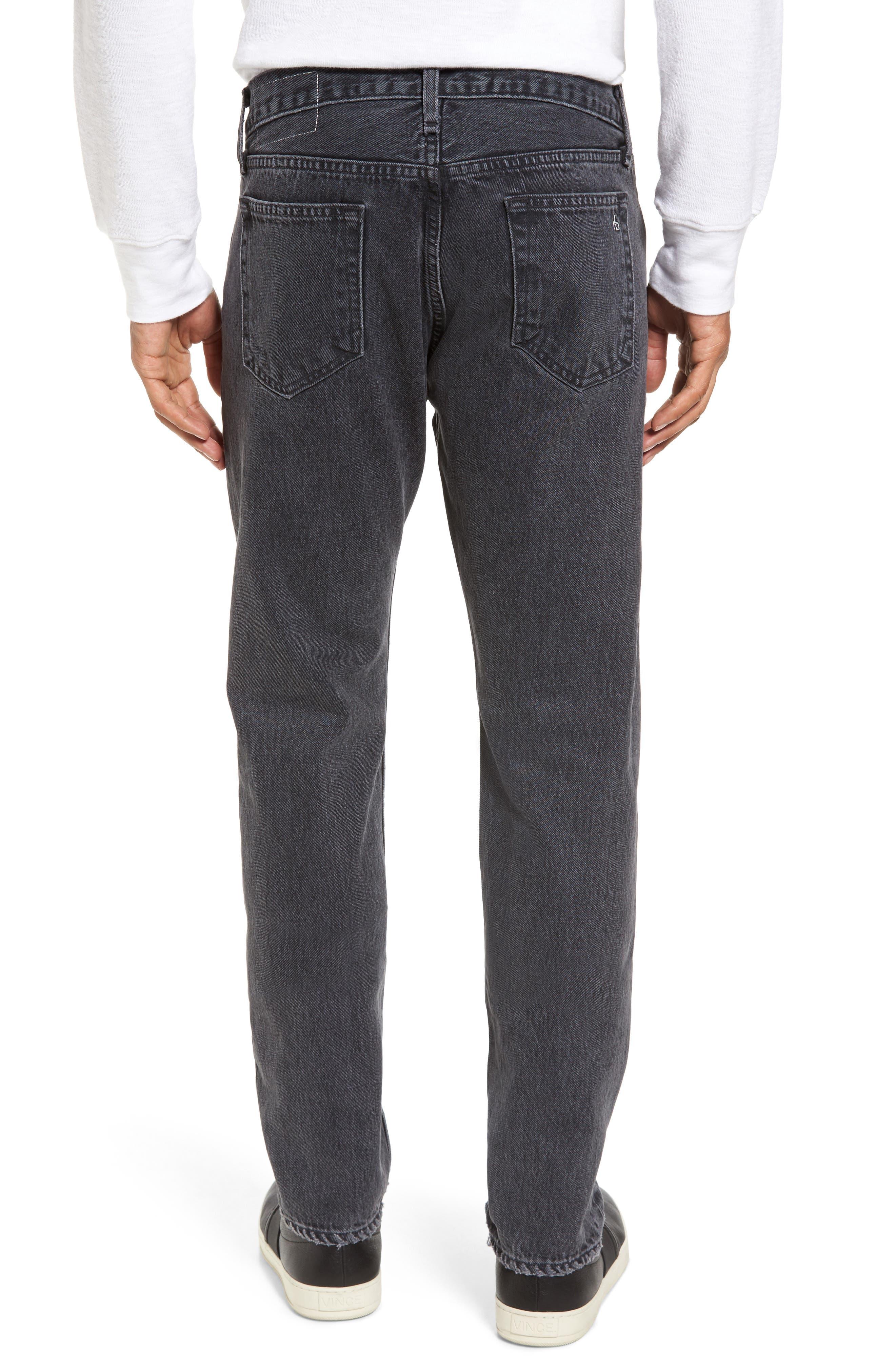 Fit 2 Slim Fit Jeans,                             Alternate thumbnail 2, color,                             001