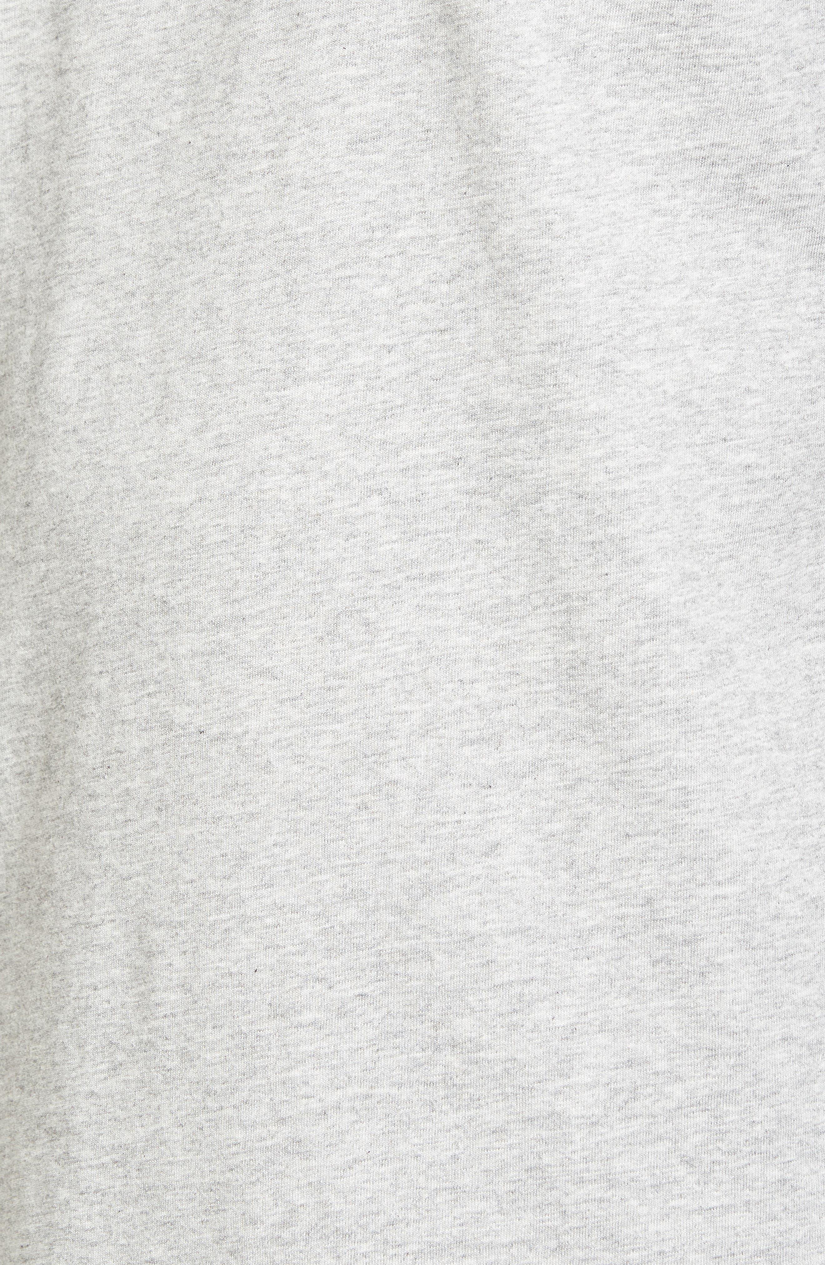 Fish Sunset Dot Pocket T-Shirt,                             Alternate thumbnail 5, color,                             039
