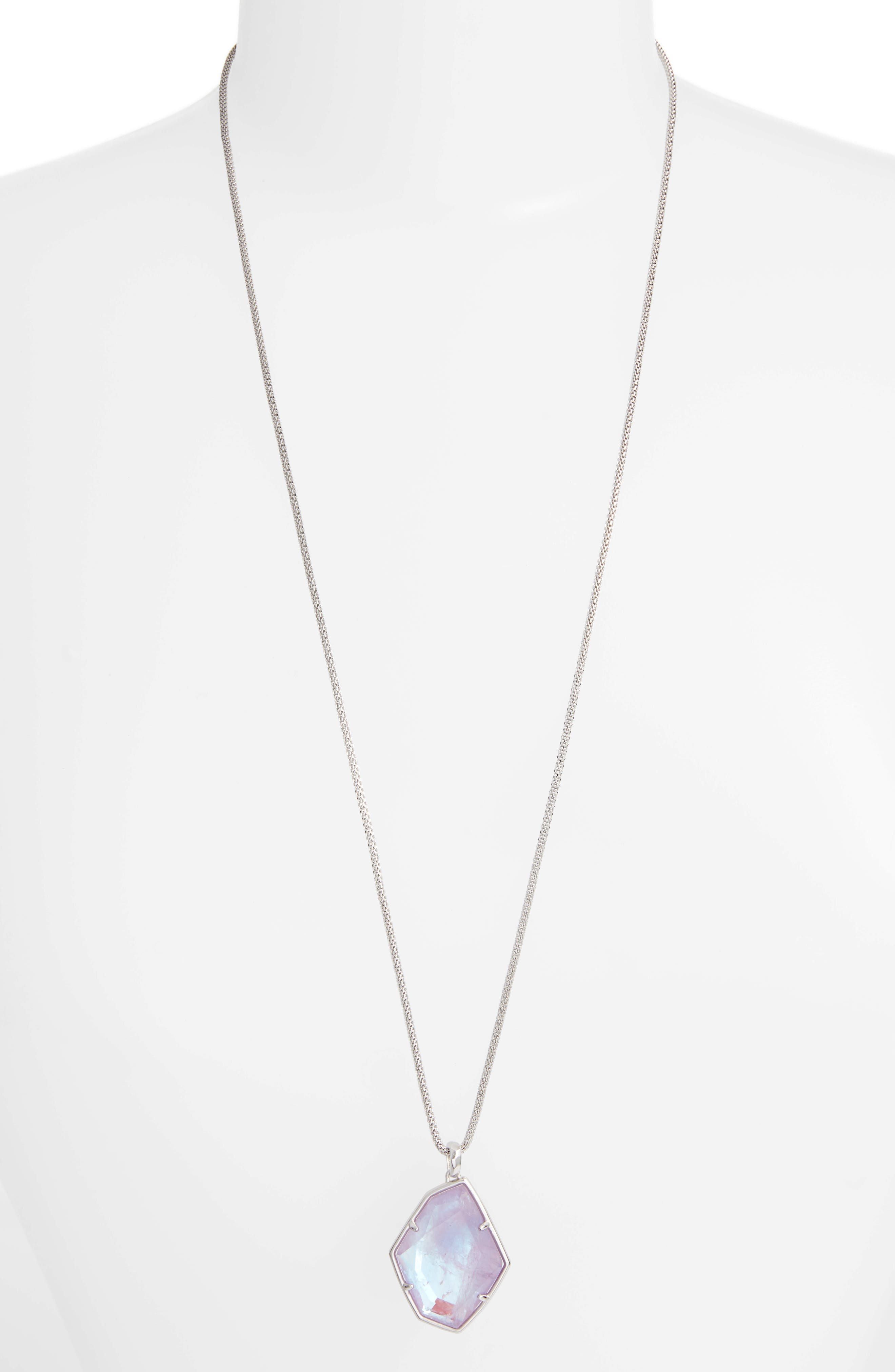 Kalani Long Adjustable Pendant Necklace,                             Main thumbnail 1, color,                             540