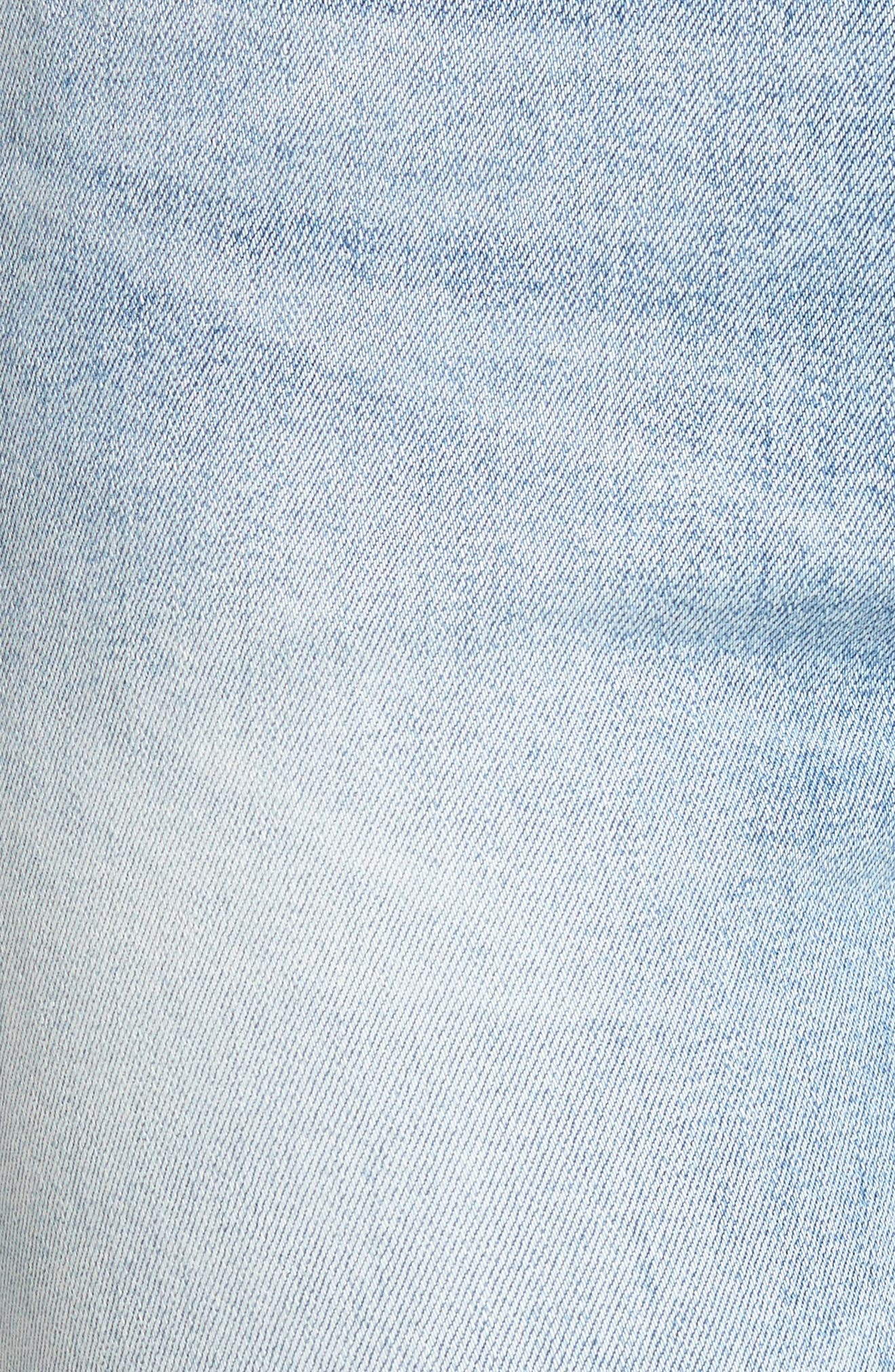 Margaux Instasculpt Ankle Skinny Jeans,                             Alternate thumbnail 6, color,                             430