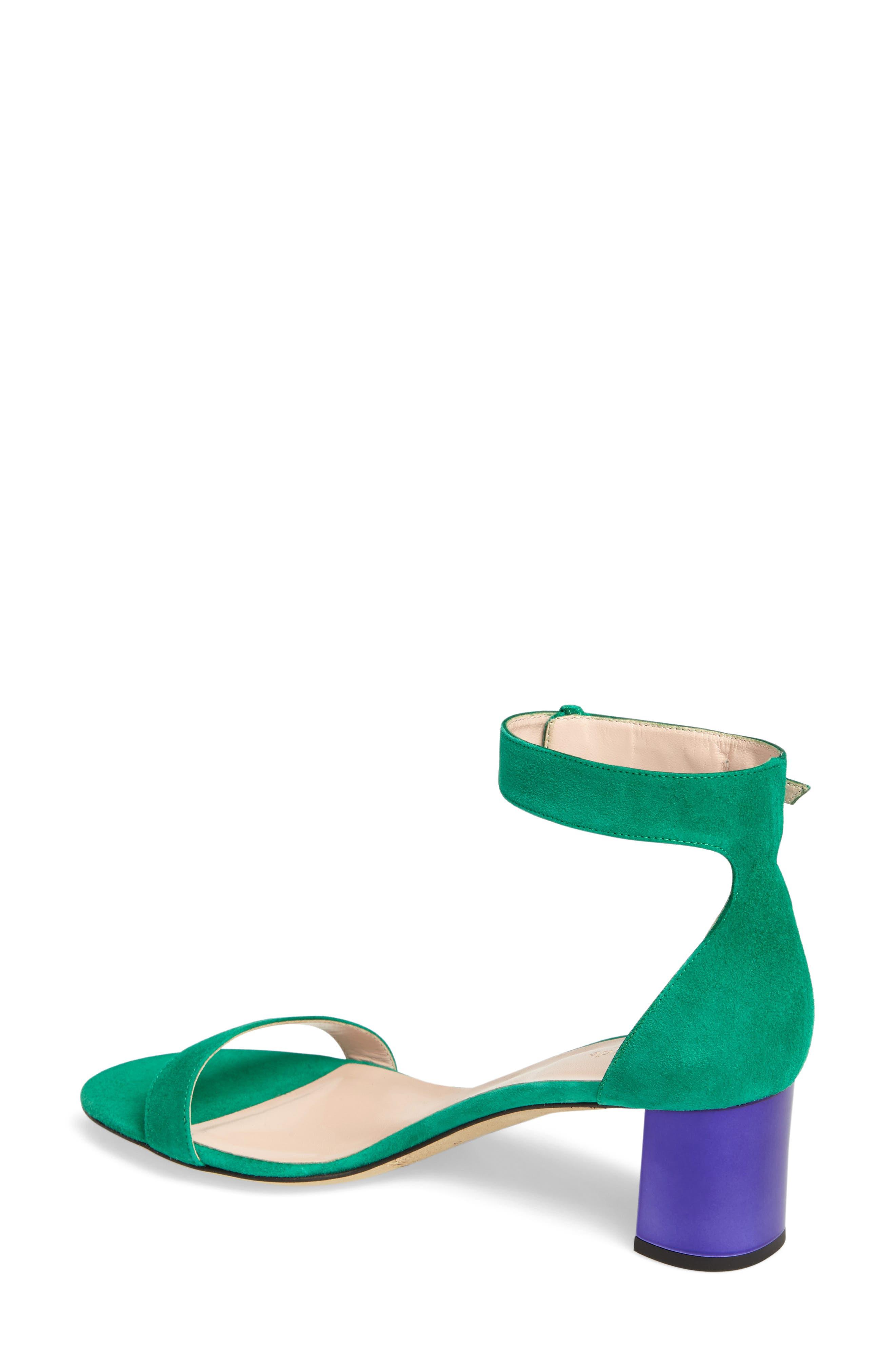 menorca ankle strap sandal,                             Alternate thumbnail 2, color,                             368