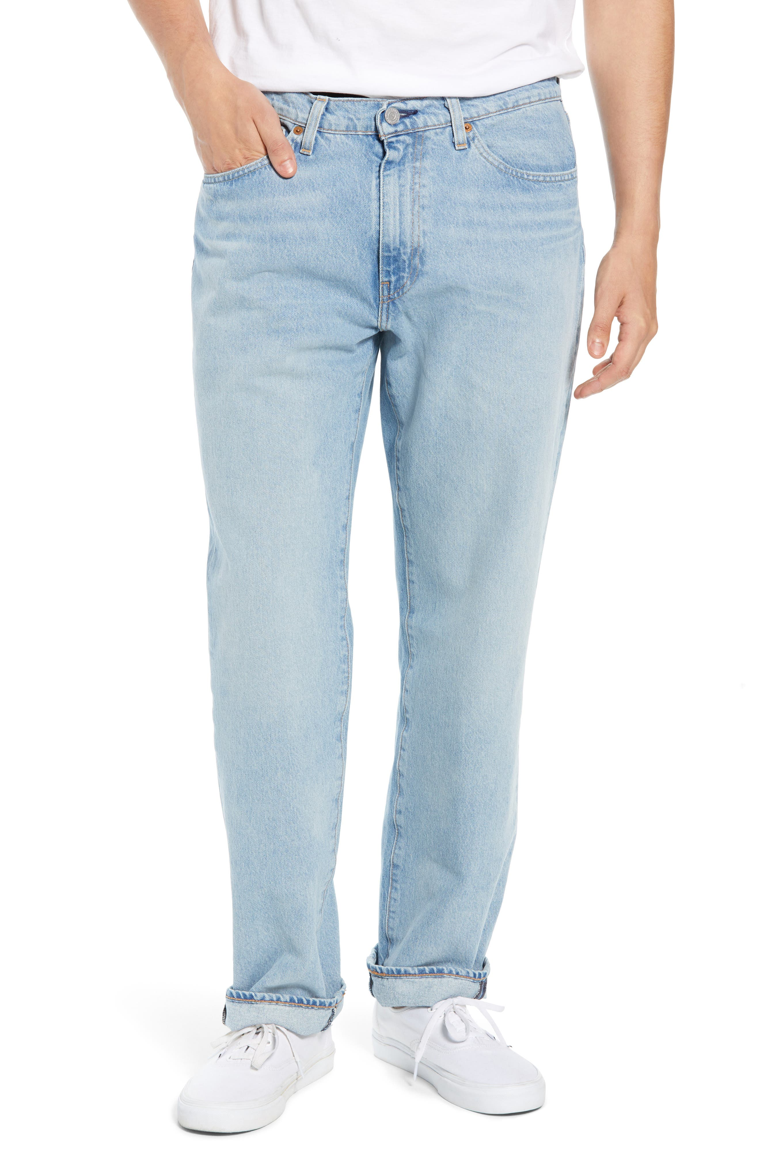 541<sup>™</sup> Relaxed Fit Jeans,                             Main thumbnail 1, color,                             OCEAN PARKWAY