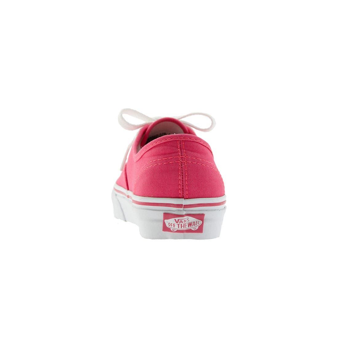 'Authentic' Sneaker,                             Alternate thumbnail 168, color,