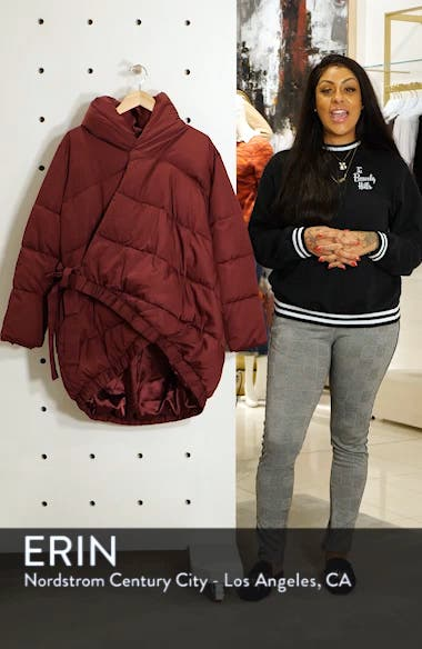 Kanda Puffer Coat, sales video thumbnail