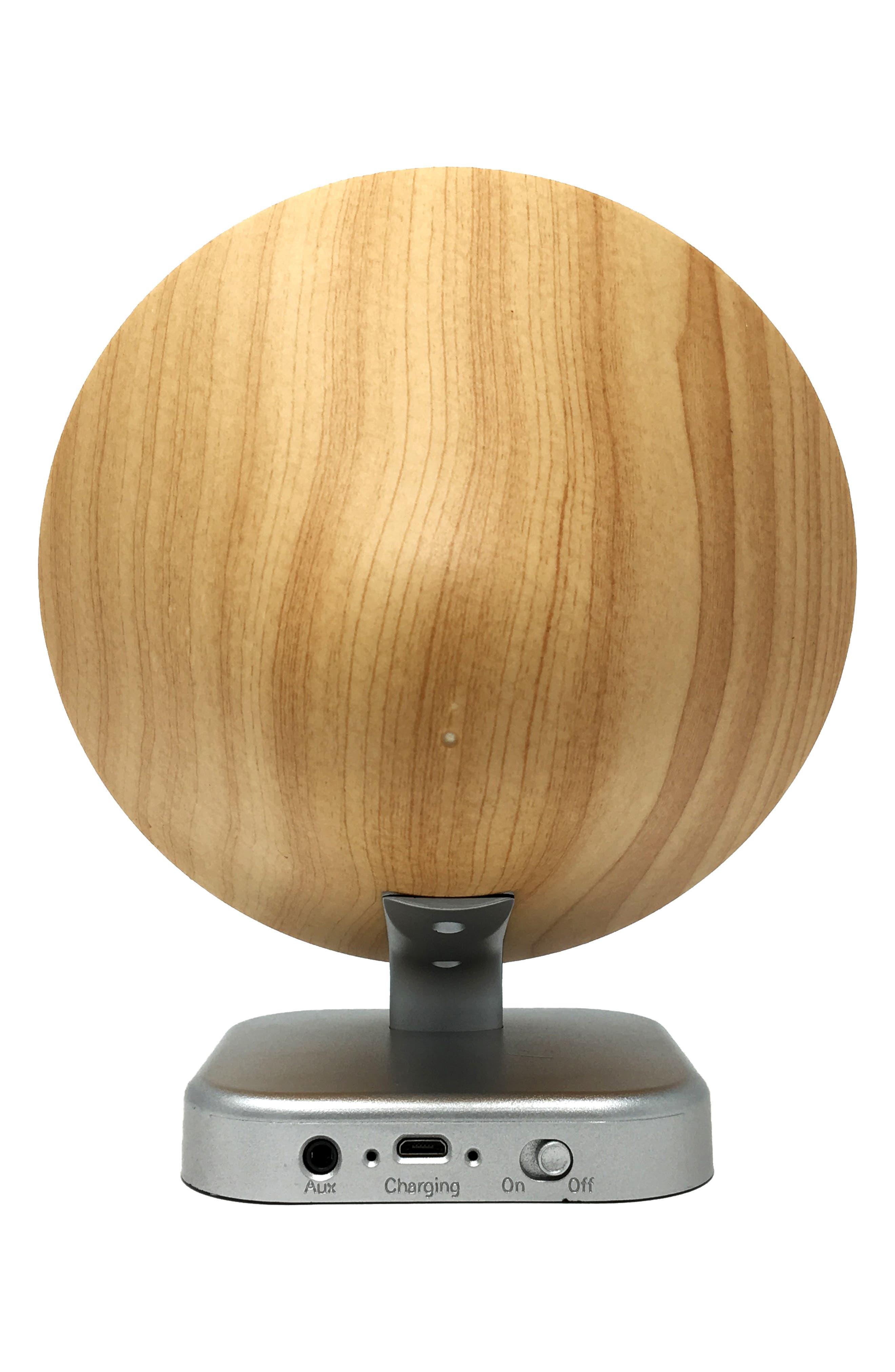 Dapper Bluetooth<sup>®</sup> Speaker,                             Alternate thumbnail 2, color,                             LIGHT GREY
