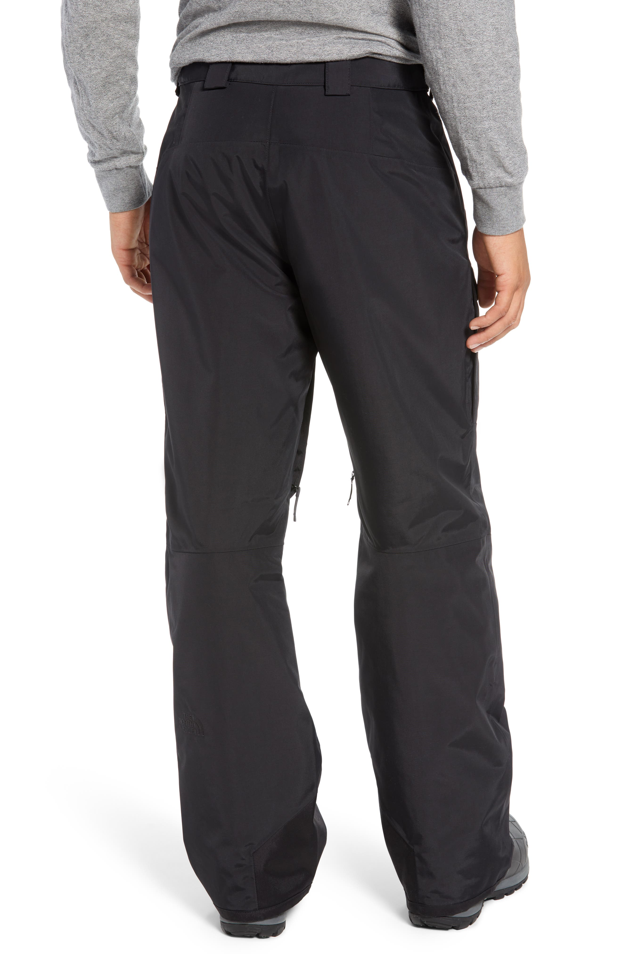 Freedom Heatseeker Insulated Snow Pants,                             Alternate thumbnail 2, color,                             TNF BLACK