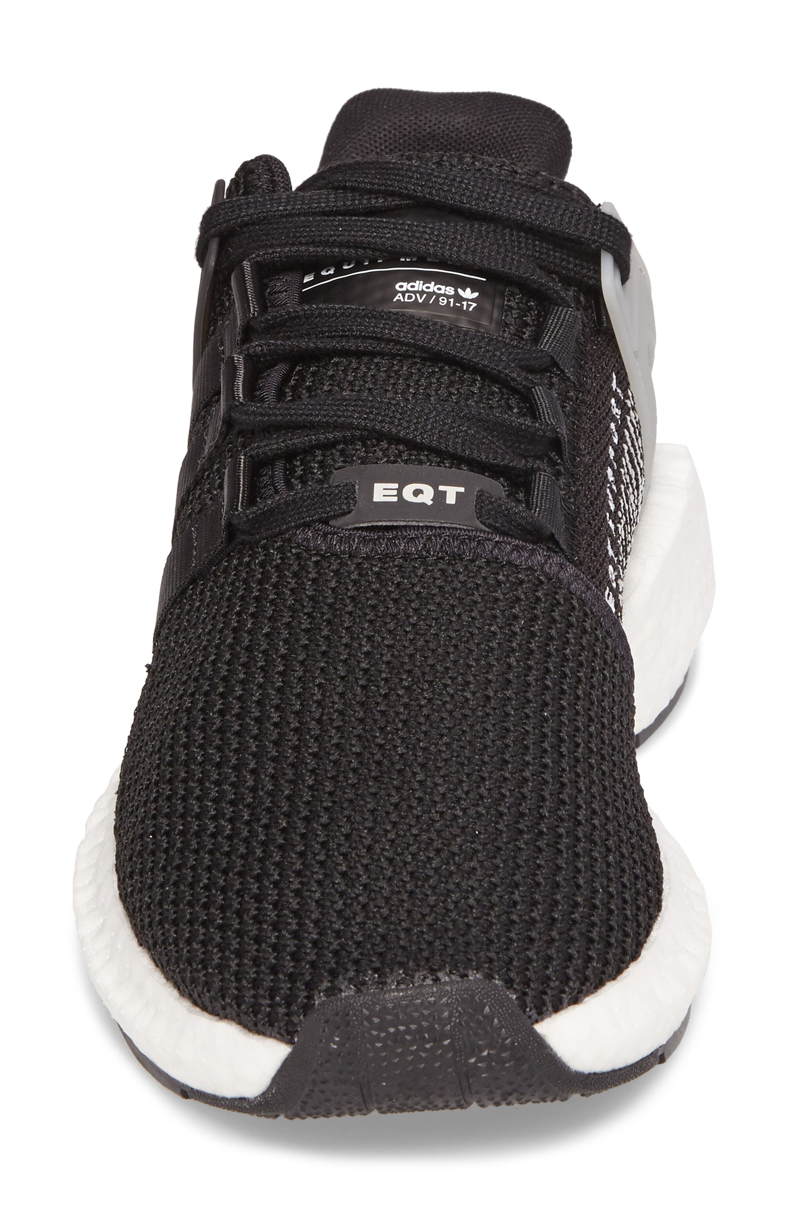 ADIDAS,                             EQT Support 93/17 Sneaker,                             Alternate thumbnail 4, color,                             001