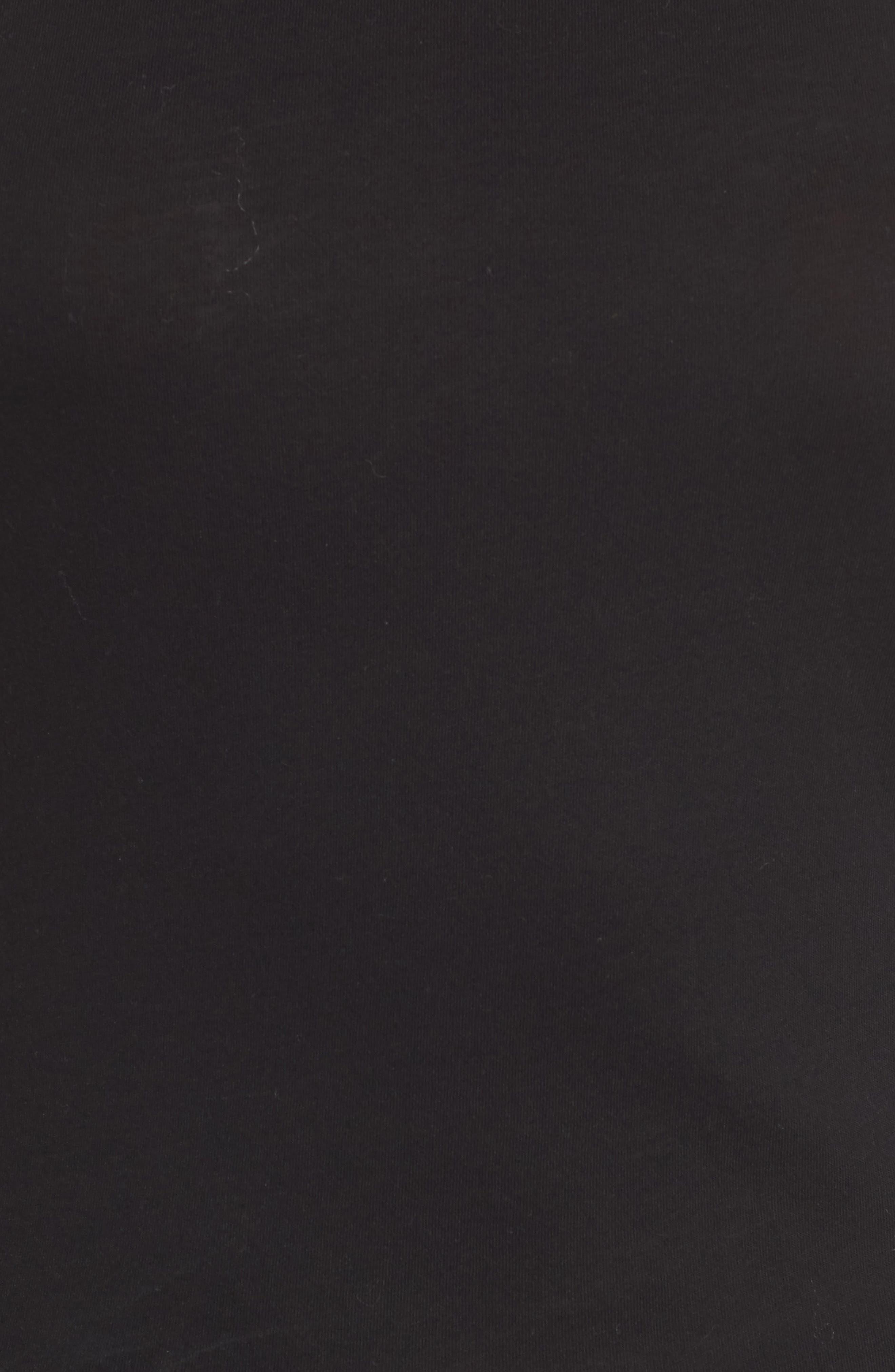 Lexi Tank,                             Alternate thumbnail 6, color,                             TRUE BLACK