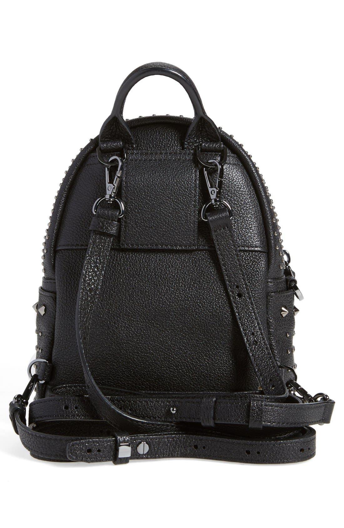 MCM,                             'X Mini Bebe Boo' Backpack,                             Alternate thumbnail 2, color,                             001