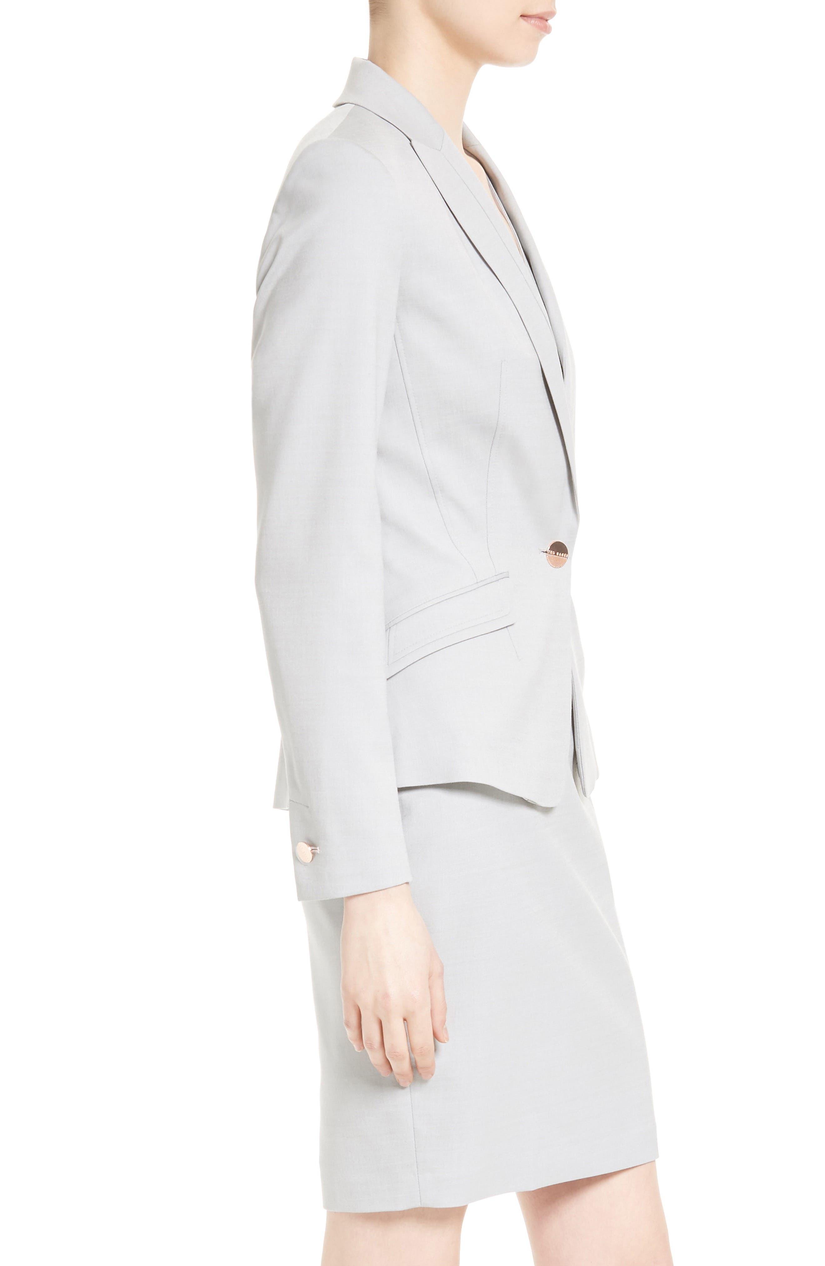 Radiia Suit Jacket,                             Alternate thumbnail 2, color,                             050