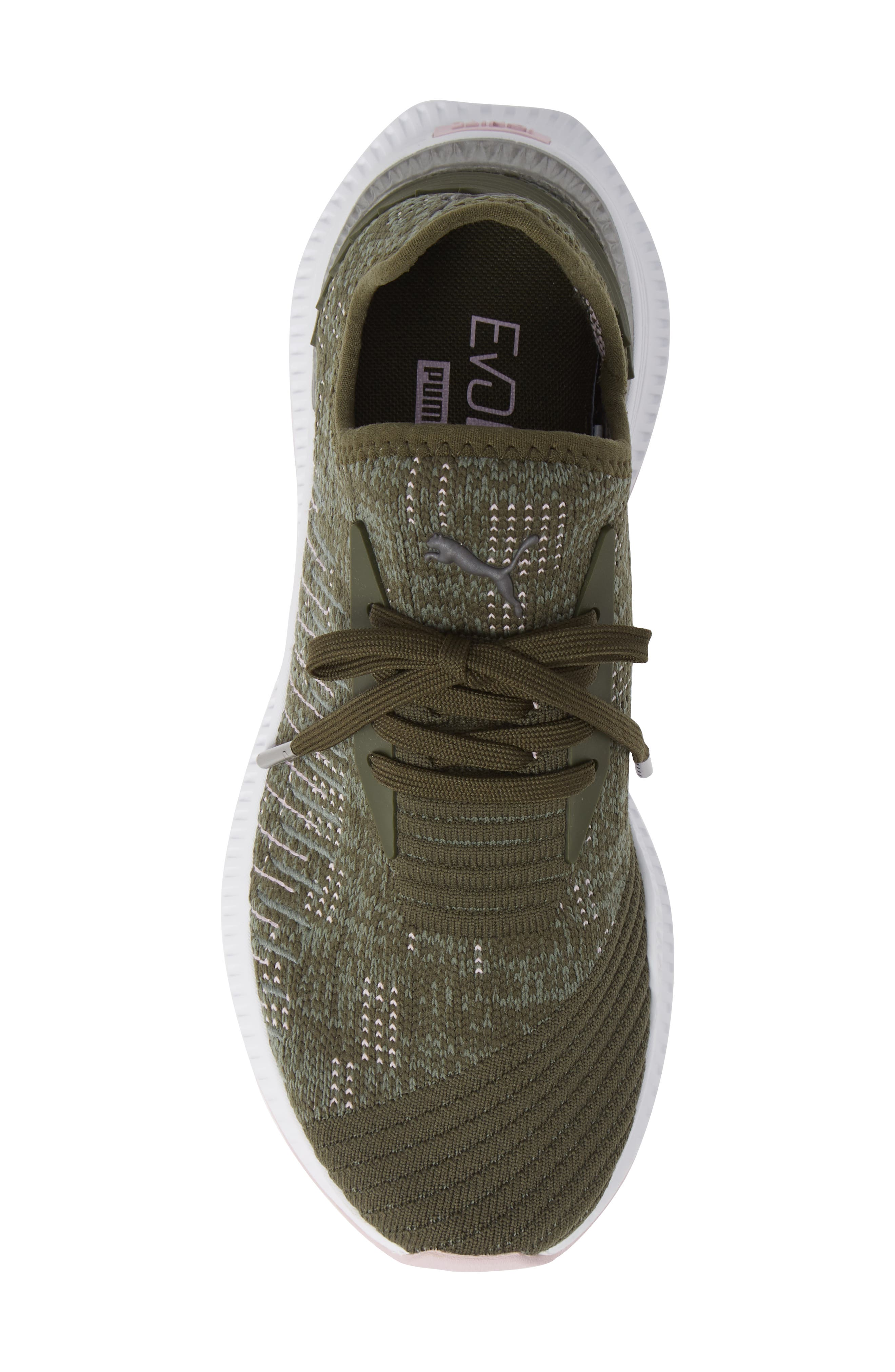 AVID evoKNIT Sneaker,                             Alternate thumbnail 5, color,                             300