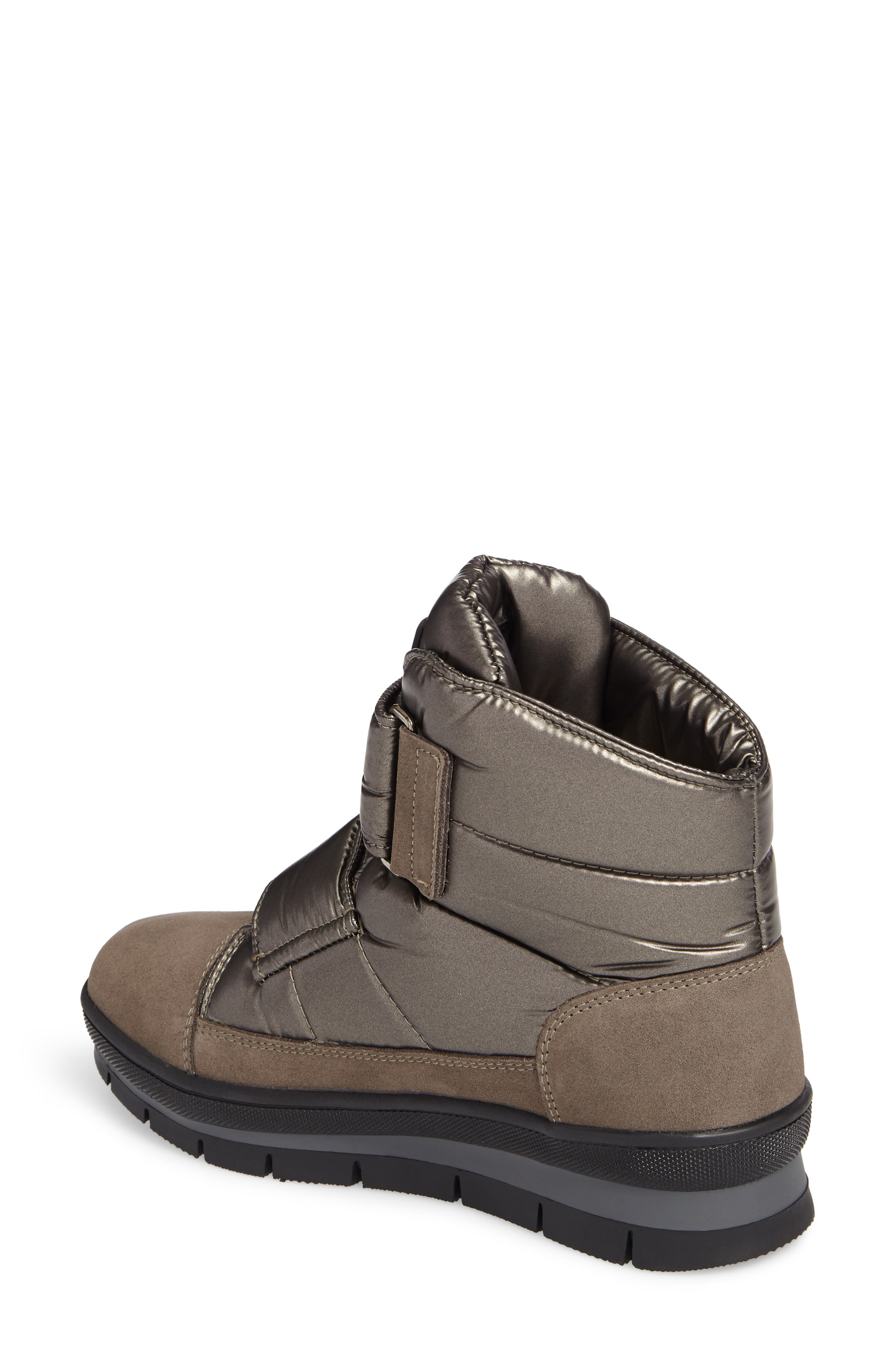 Gran Sasso Waterproof Boot,                             Alternate thumbnail 2, color,                             PEWTER BALTICO