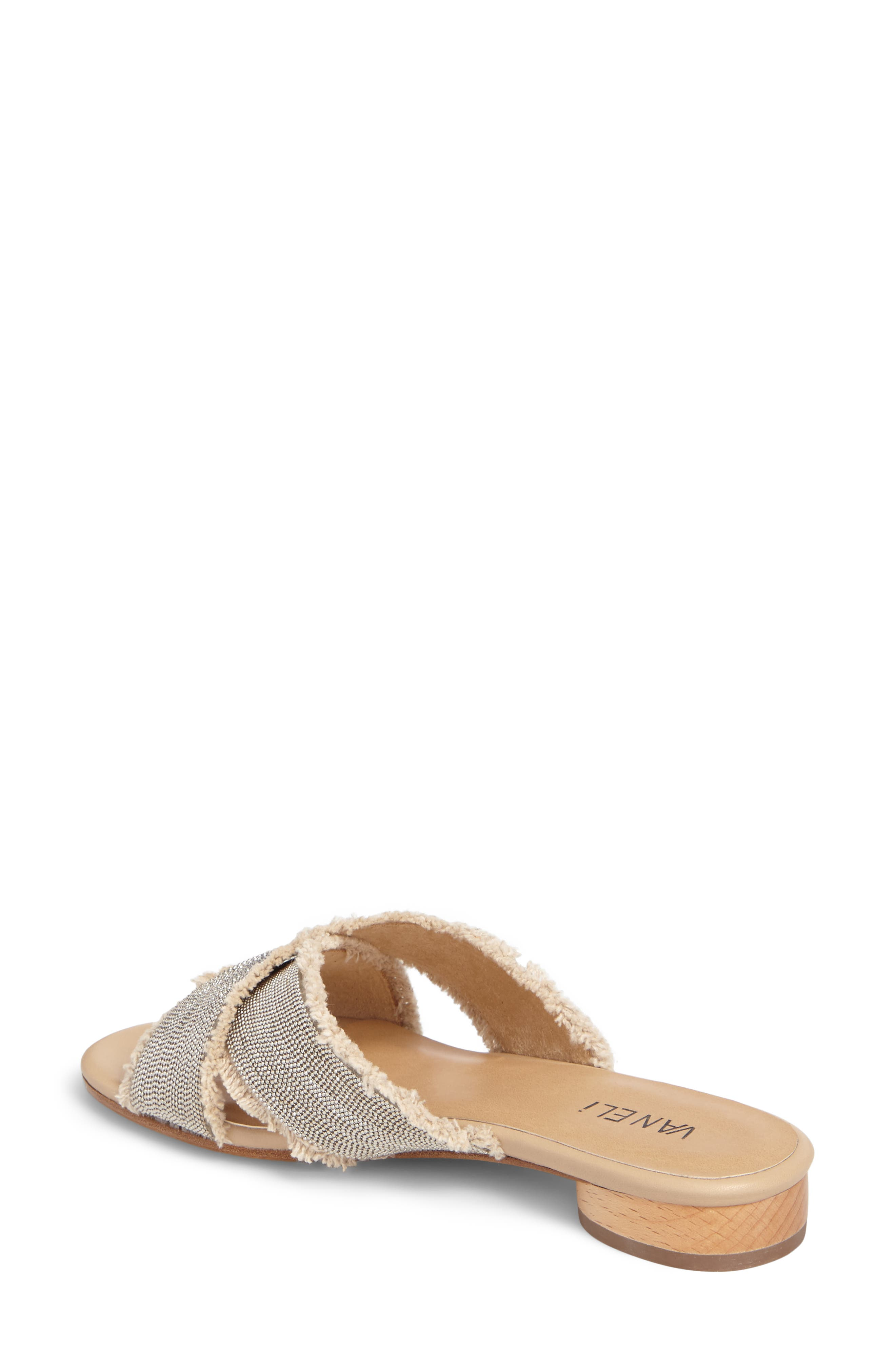 Baret Slide Sandal,                             Alternate thumbnail 2, color,