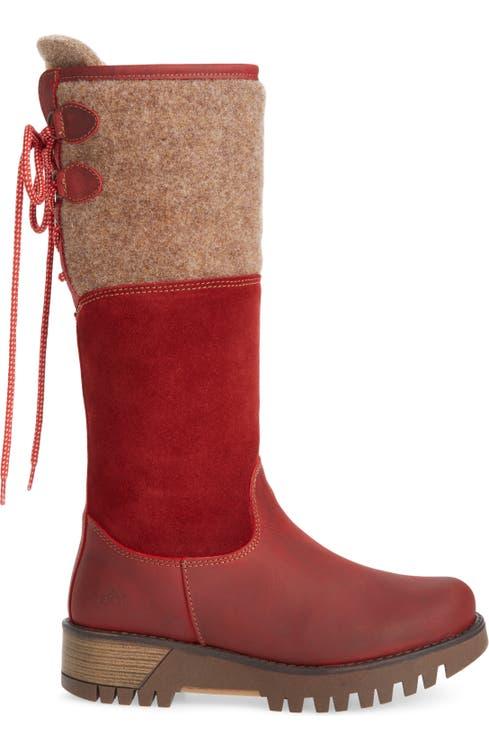 6ad79f53b30 Bos.   Co.  Ginger  Waterproof Mid Calf Platform Boot (Women ...