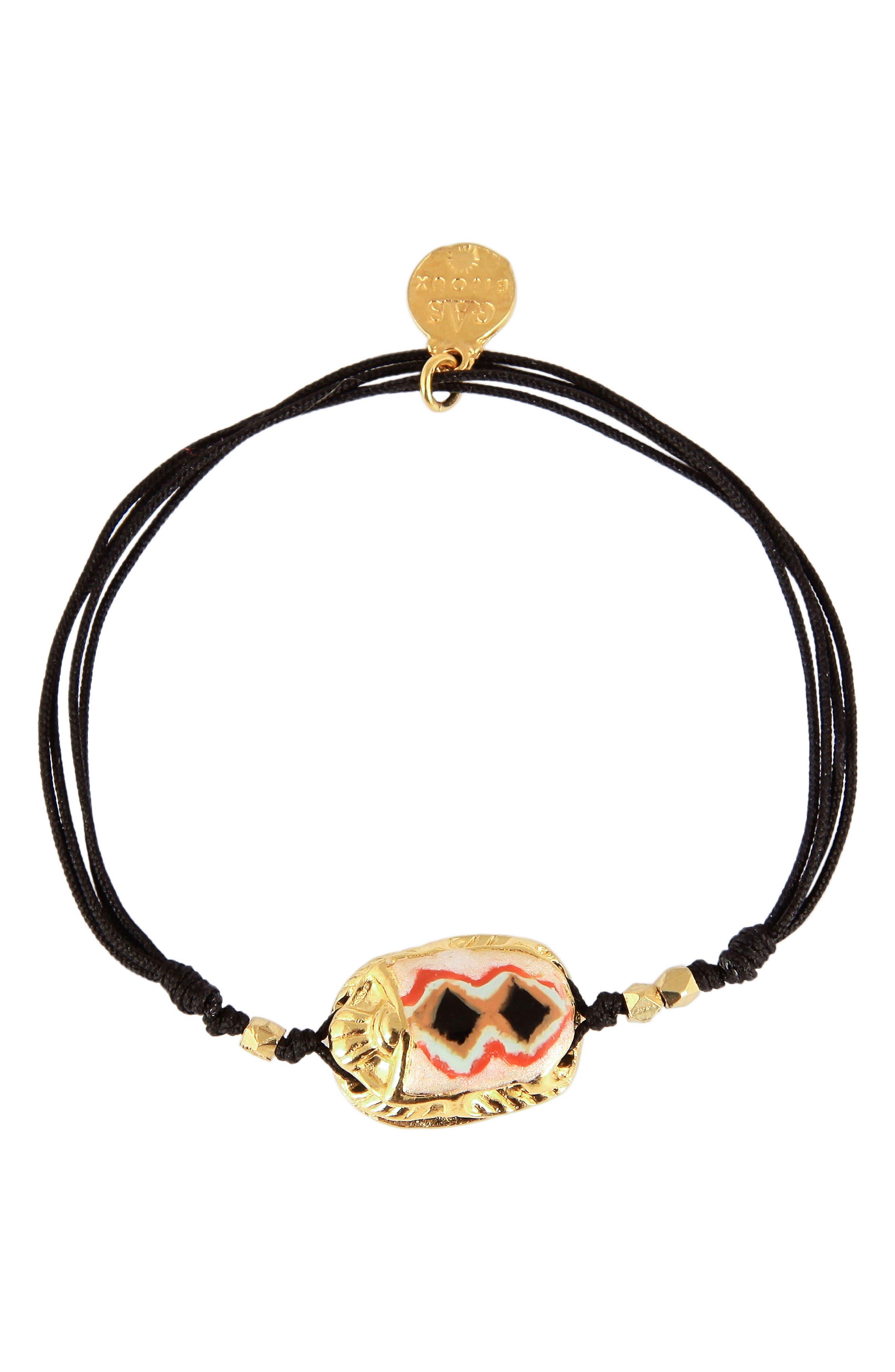'Scaramouche' String Bracelet,                             Main thumbnail 2, color,