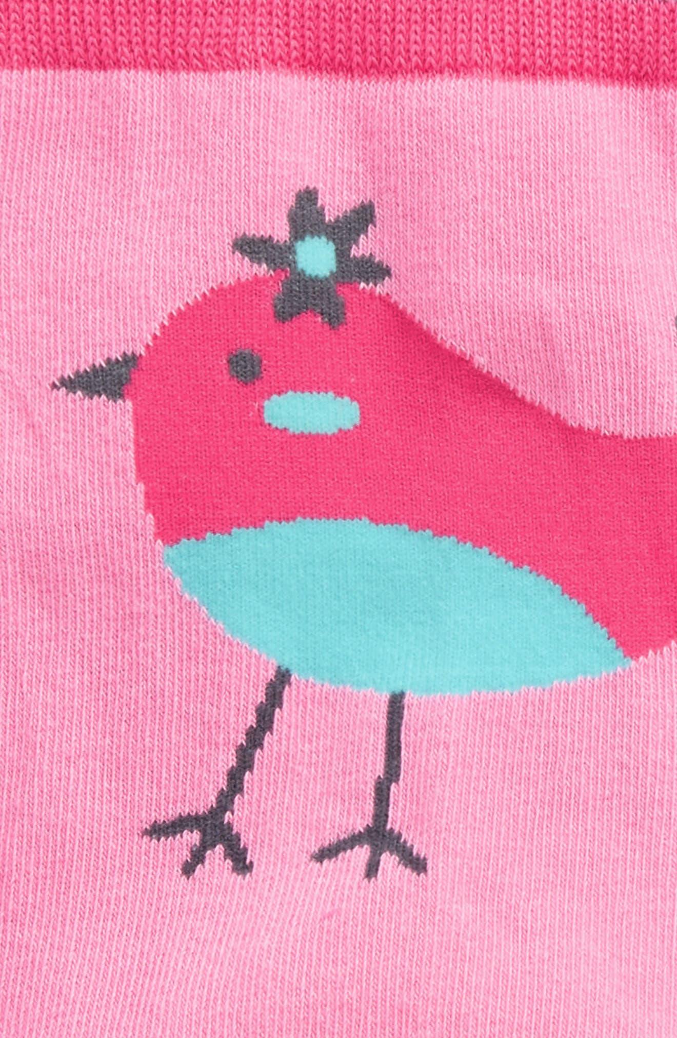 Tweetie Bird Leggings,                             Alternate thumbnail 3, color,                             670