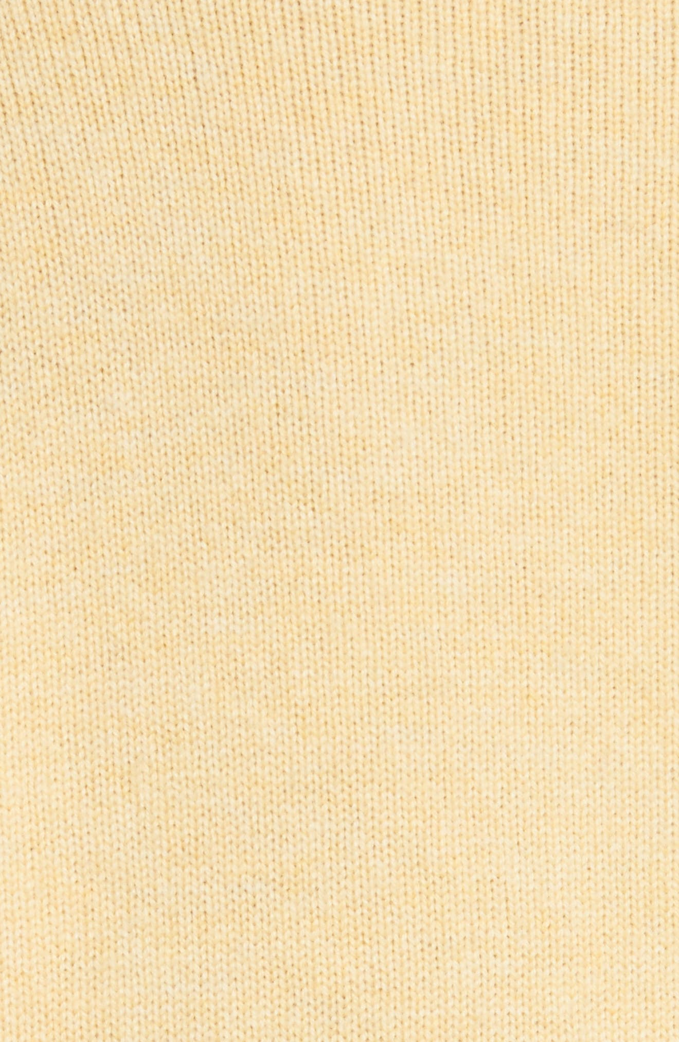 Wool & Cashmere Sweater,                             Alternate thumbnail 5, color,
