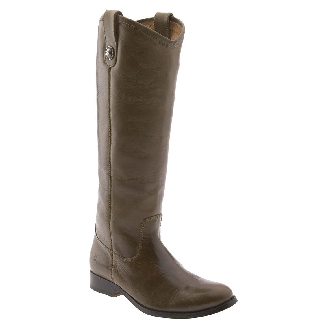 'Melissa Button' Leather Riding Boot,                             Alternate thumbnail 120, color,