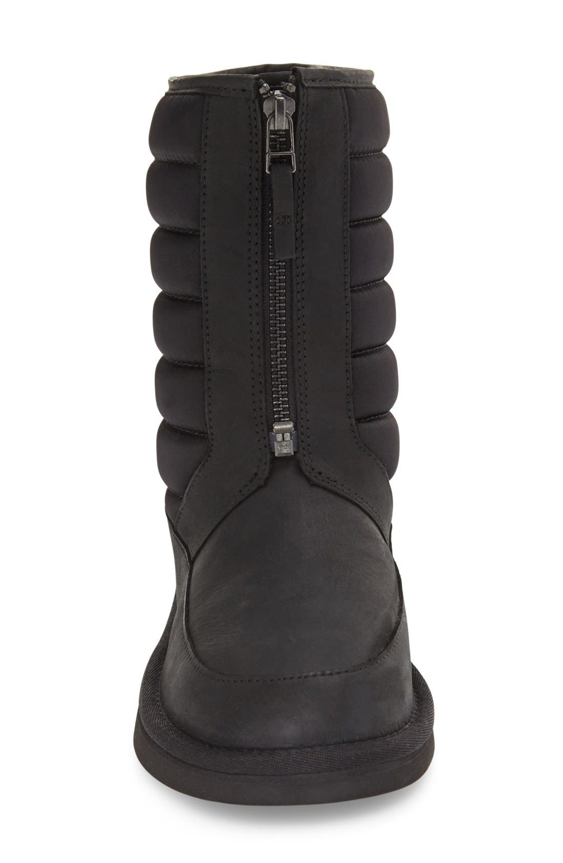 UGG<SUP>®</SUP>,                             Zaire Water Resistant Boot,                             Alternate thumbnail 3, color,                             001
