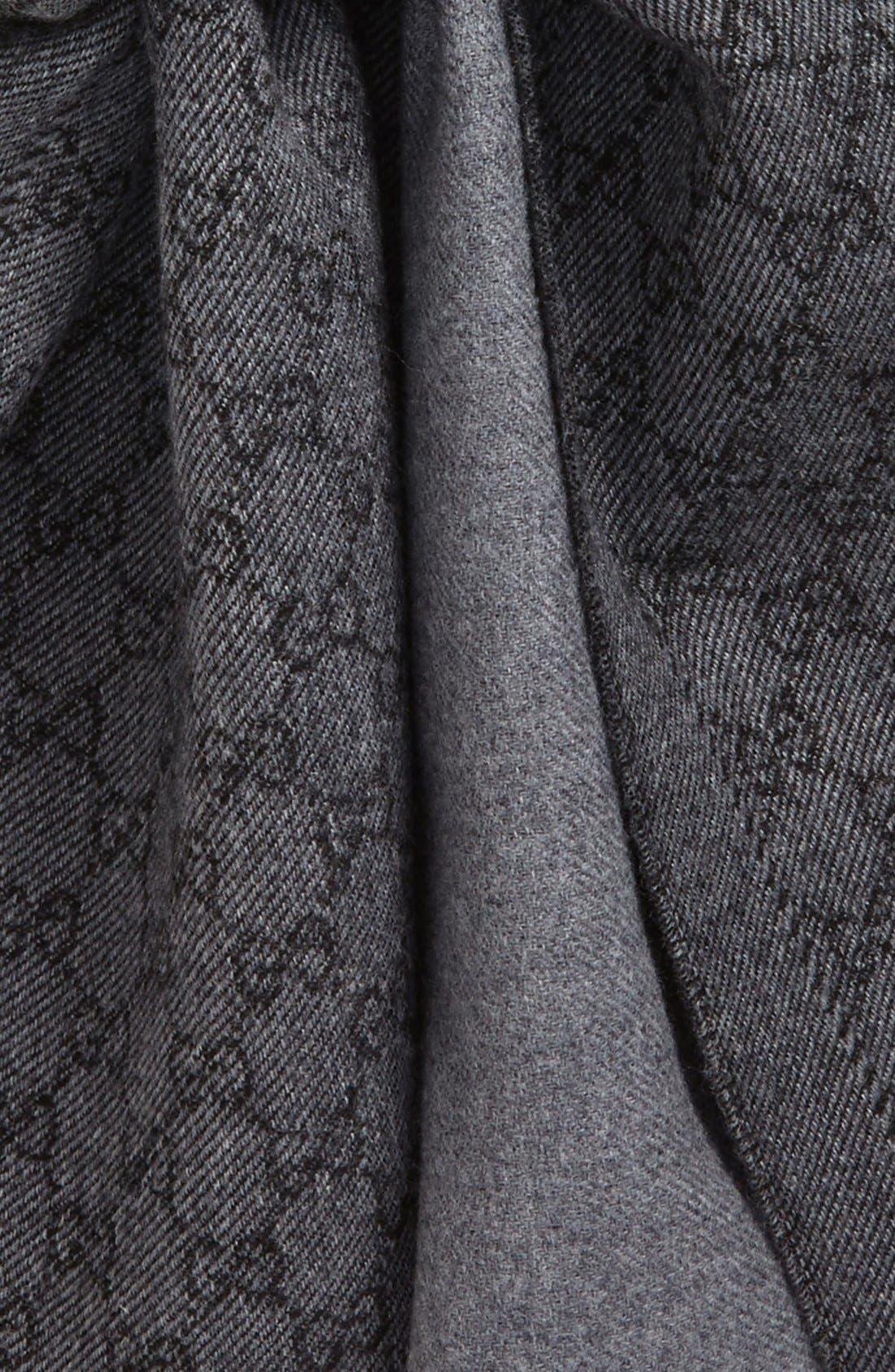 Lonar Wool Jacquard Scarf,                             Alternate thumbnail 19, color,