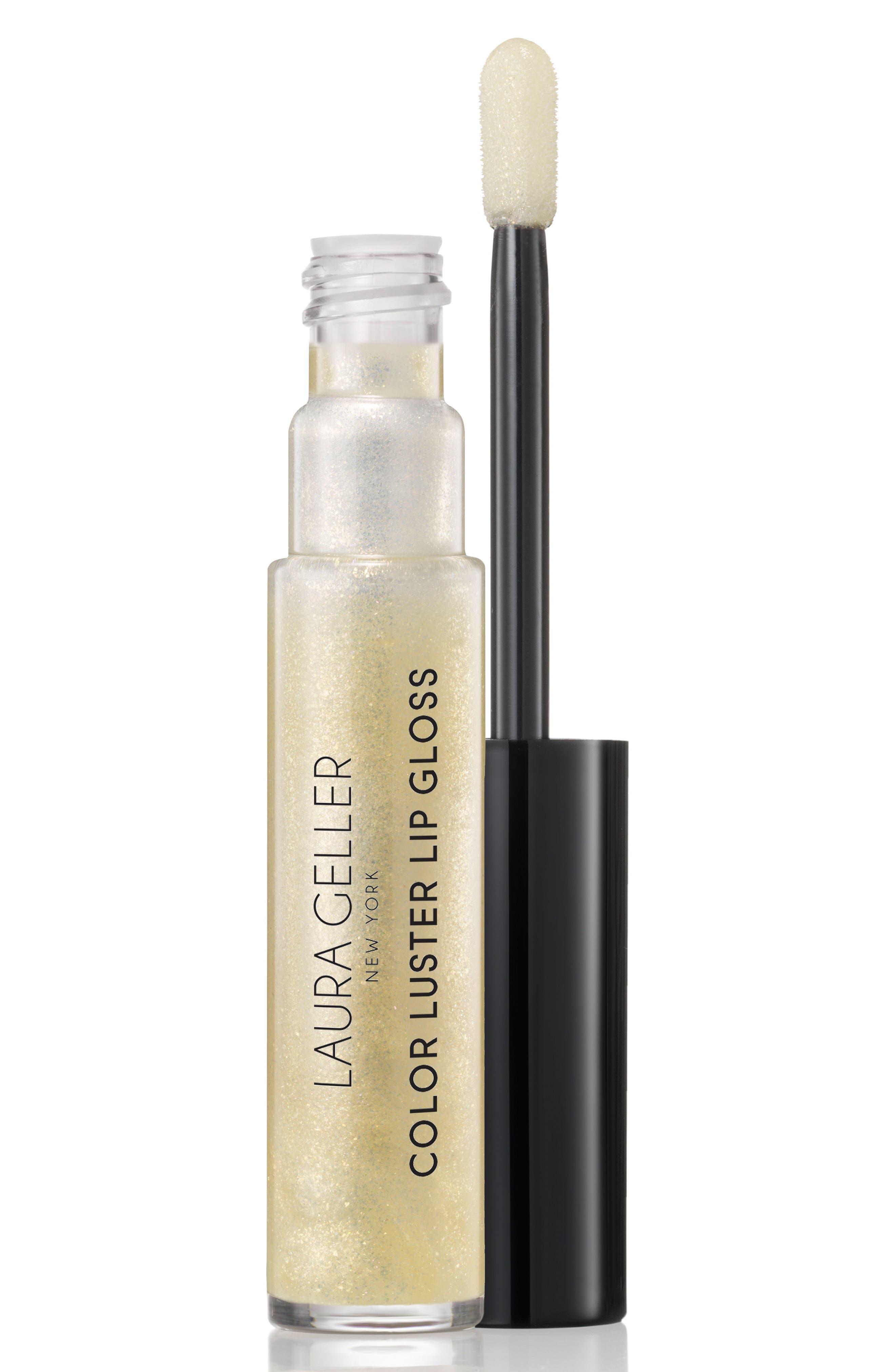 'Color Luster' Lip Gloss,                         Main,                         color, 900