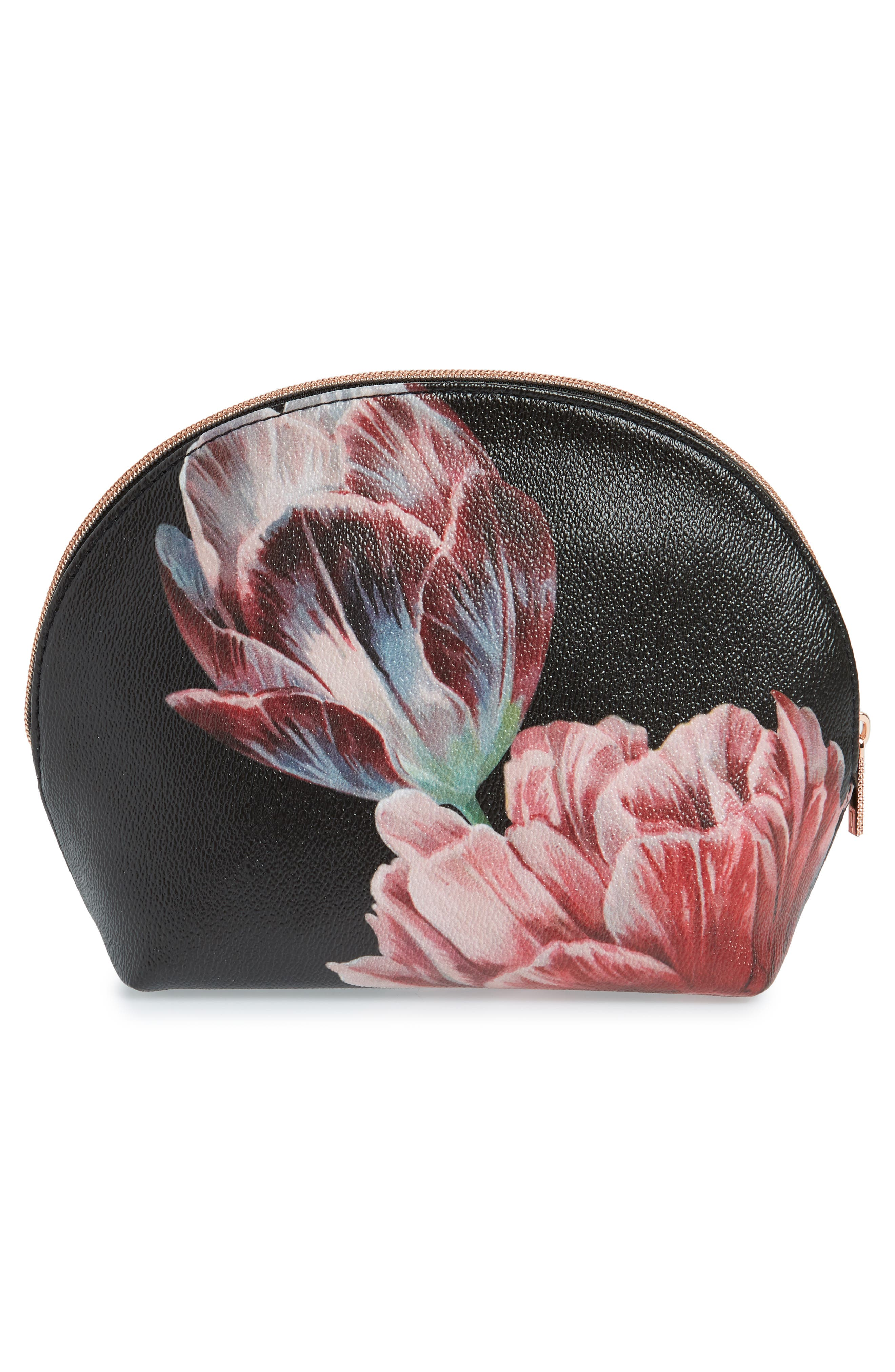 Tranquility Cosmetics Case,                             Alternate thumbnail 2, color,                             001