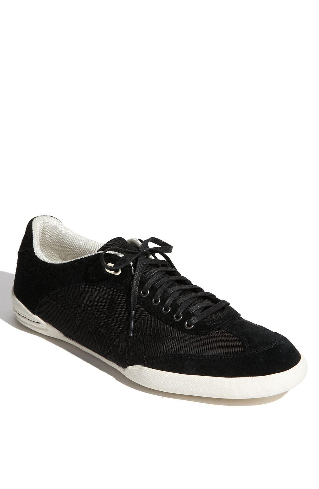 'Blackstation Standpunkt' Sneaker, Main, color, 001