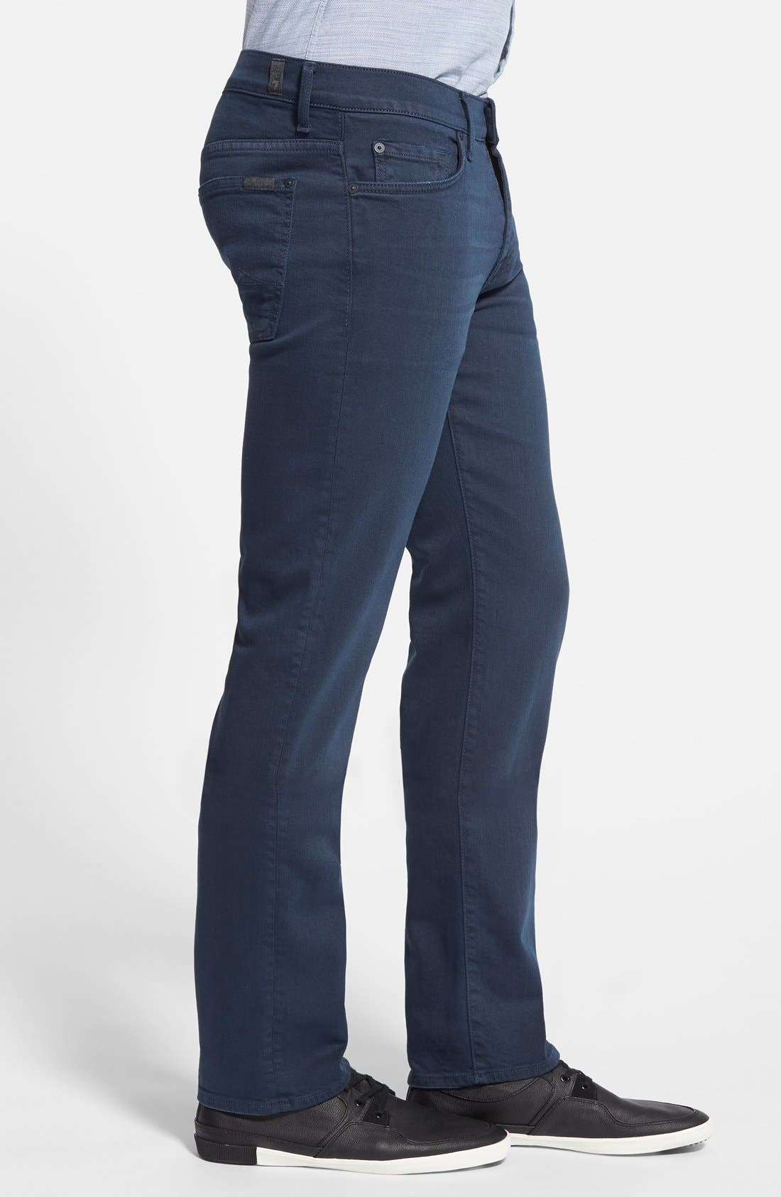 'Slimmy - Luxe Performance' Slim Fit Jeans,                             Alternate thumbnail 30, color,