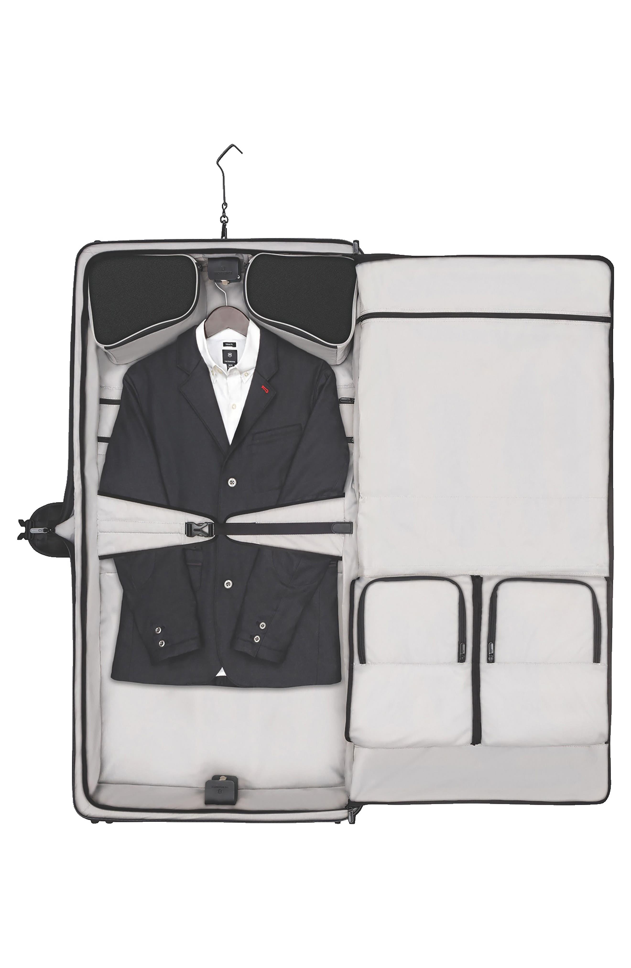 Lexicon 2.0 Wheeled Garment Bag,                             Alternate thumbnail 3, color,                             001