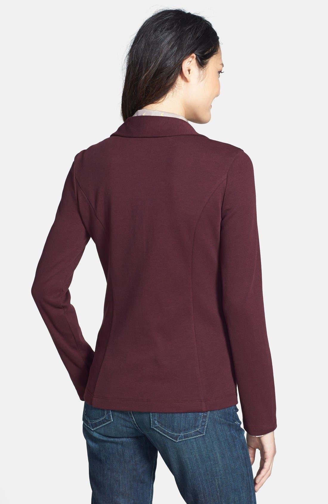 Cotton & Silk Shirt,                             Alternate thumbnail 138, color,