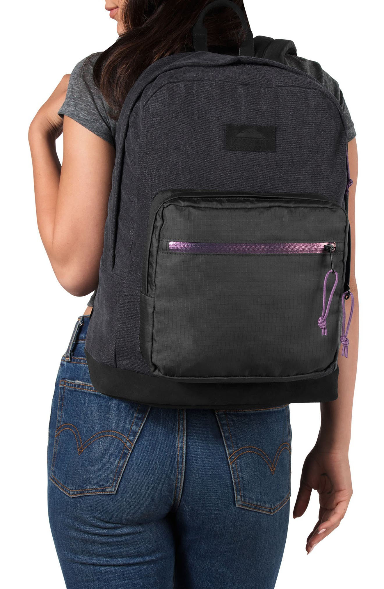 Right Pack Backpack,                             Alternate thumbnail 2, color,                             001