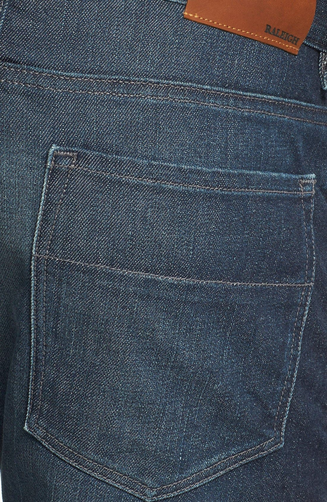 'Martin' Slim Fit Jeans,                             Alternate thumbnail 3, color,                             MASON