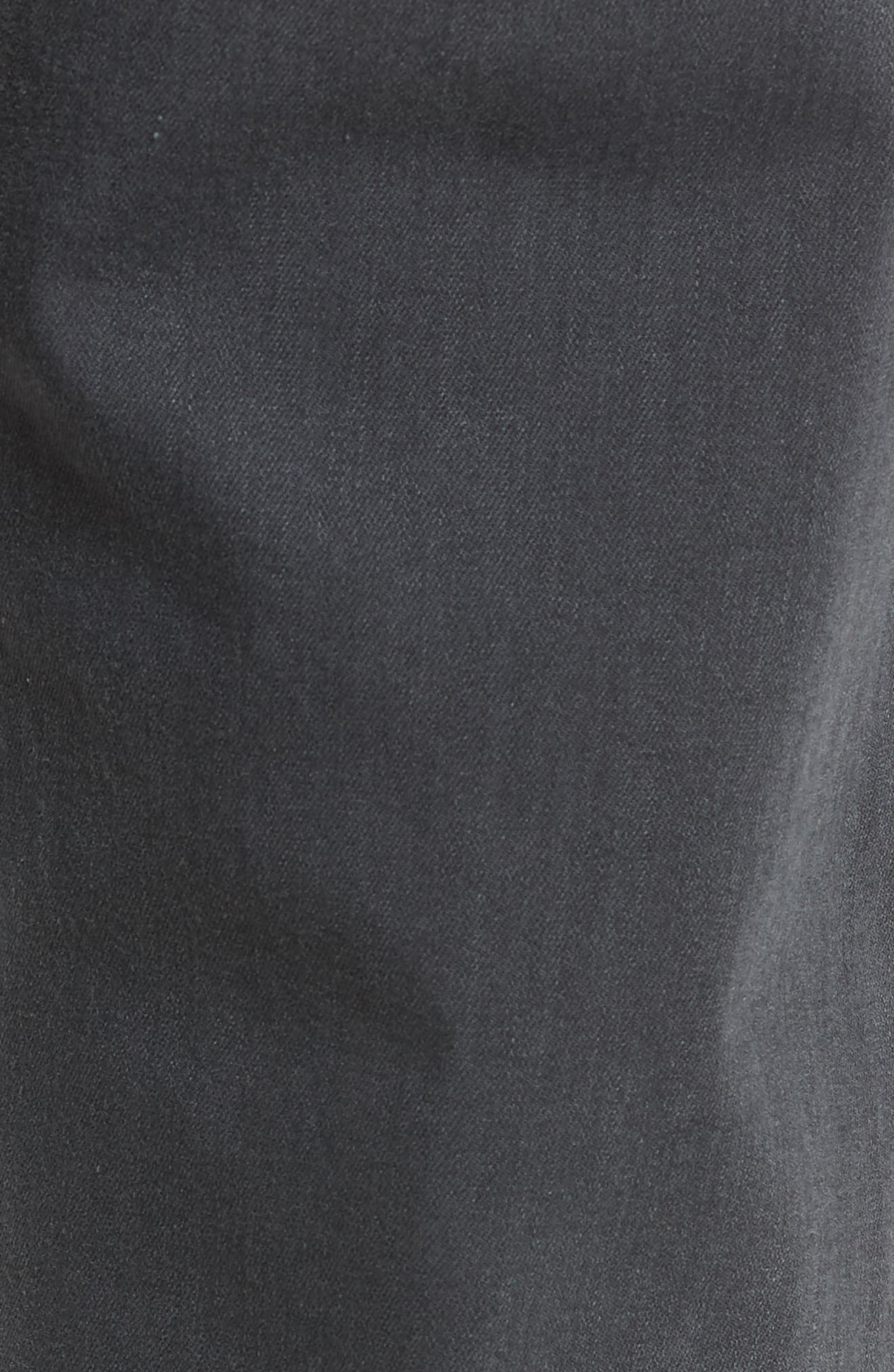 Transcend - Federal Slim Straight Leg Jeans,                             Alternate thumbnail 5, color,                             SHELDON