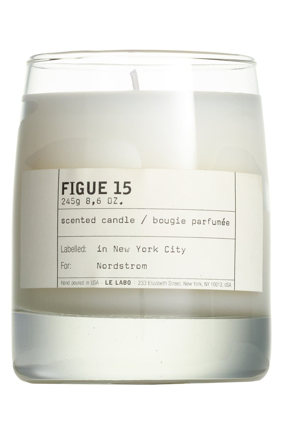 'Figue 15' Classic Candle,                             Main thumbnail 1, color,                             NO COLOR