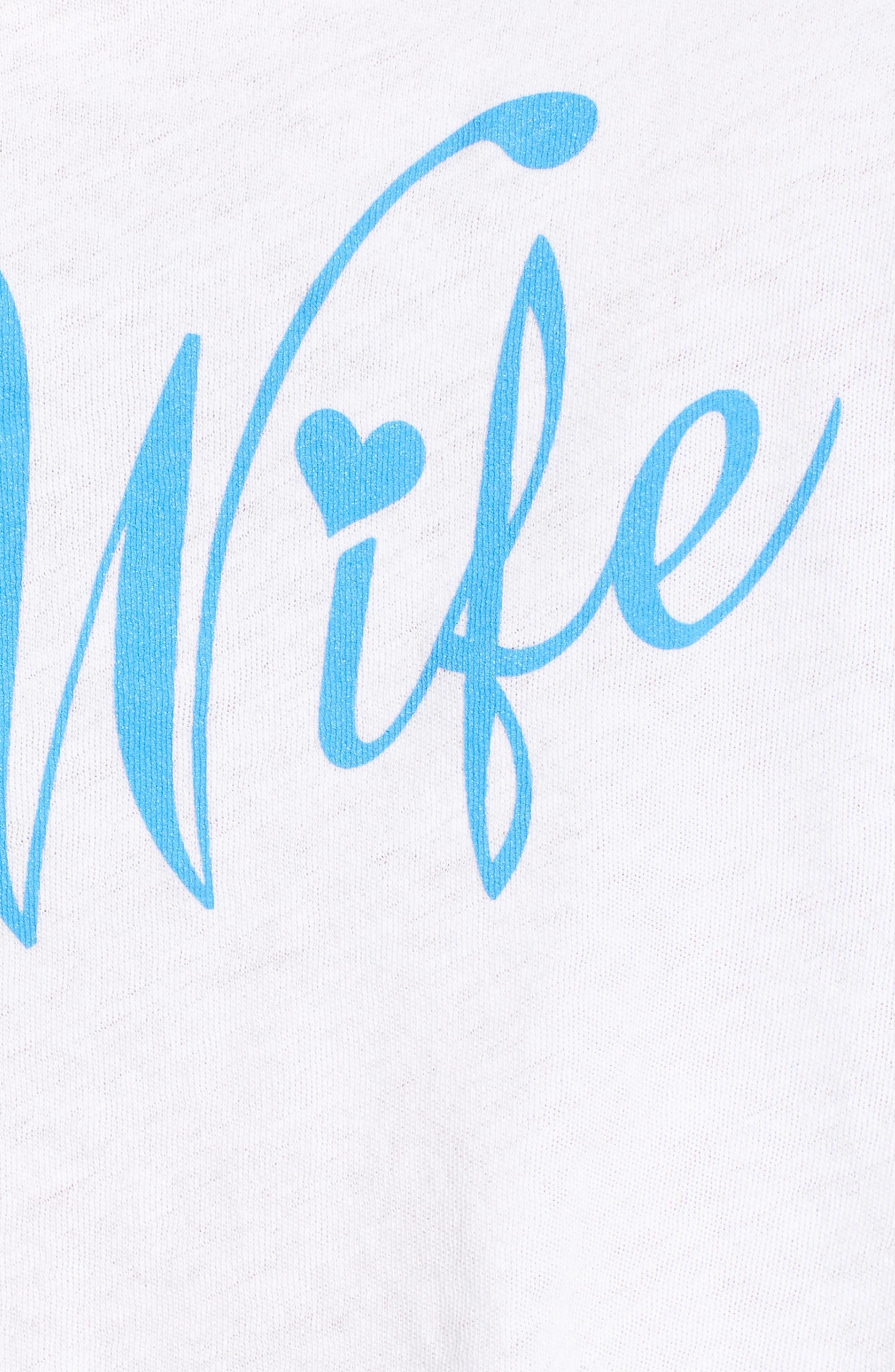 Wife Doutzen Tank,                             Alternate thumbnail 6, color,                             100