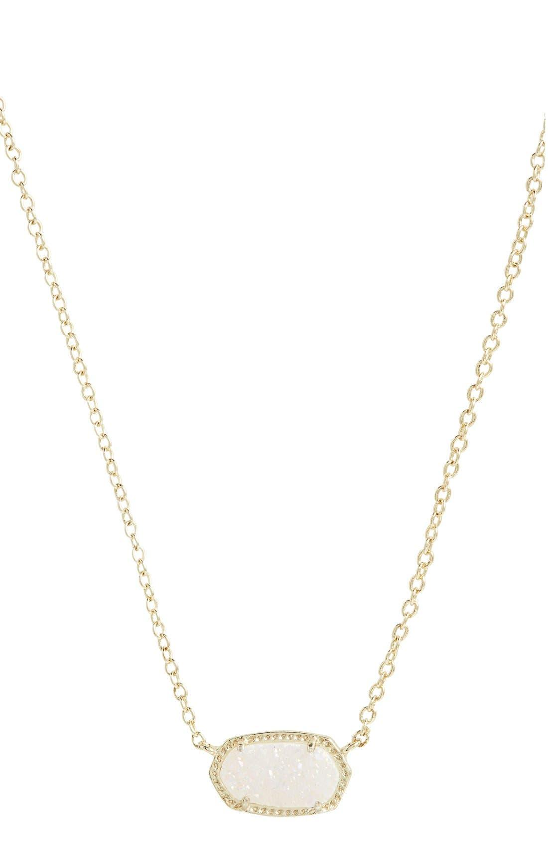 'Elisa' Pendant Necklace,                             Main thumbnail 10, color,