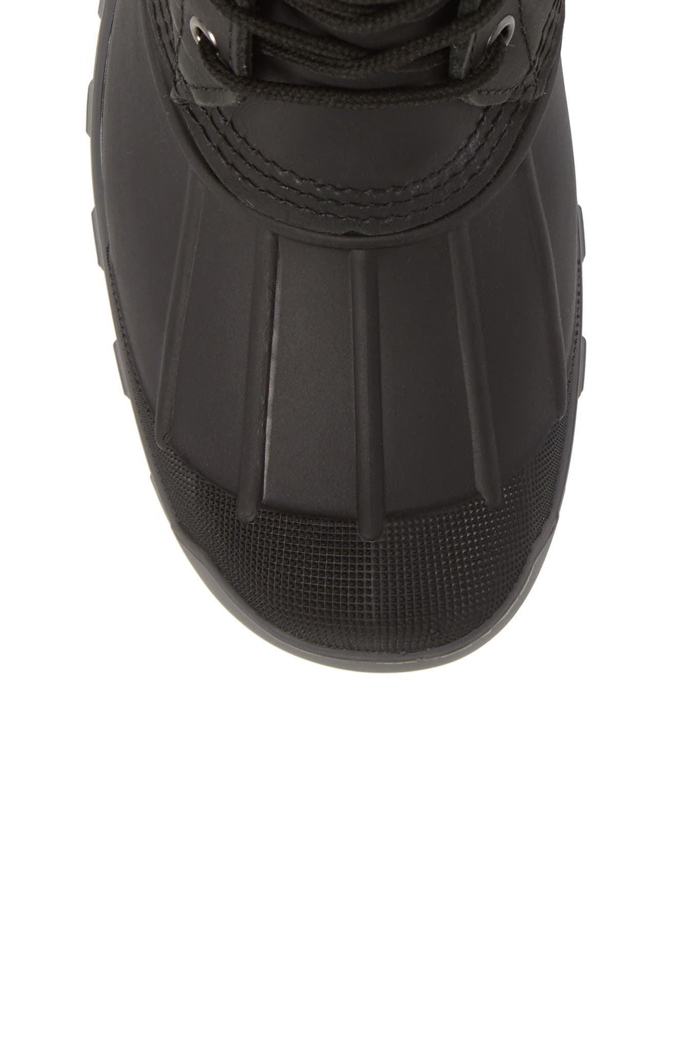 Yukon 6 Waterproof Insulated Three-Season Boot,                             Alternate thumbnail 5, color,                             001