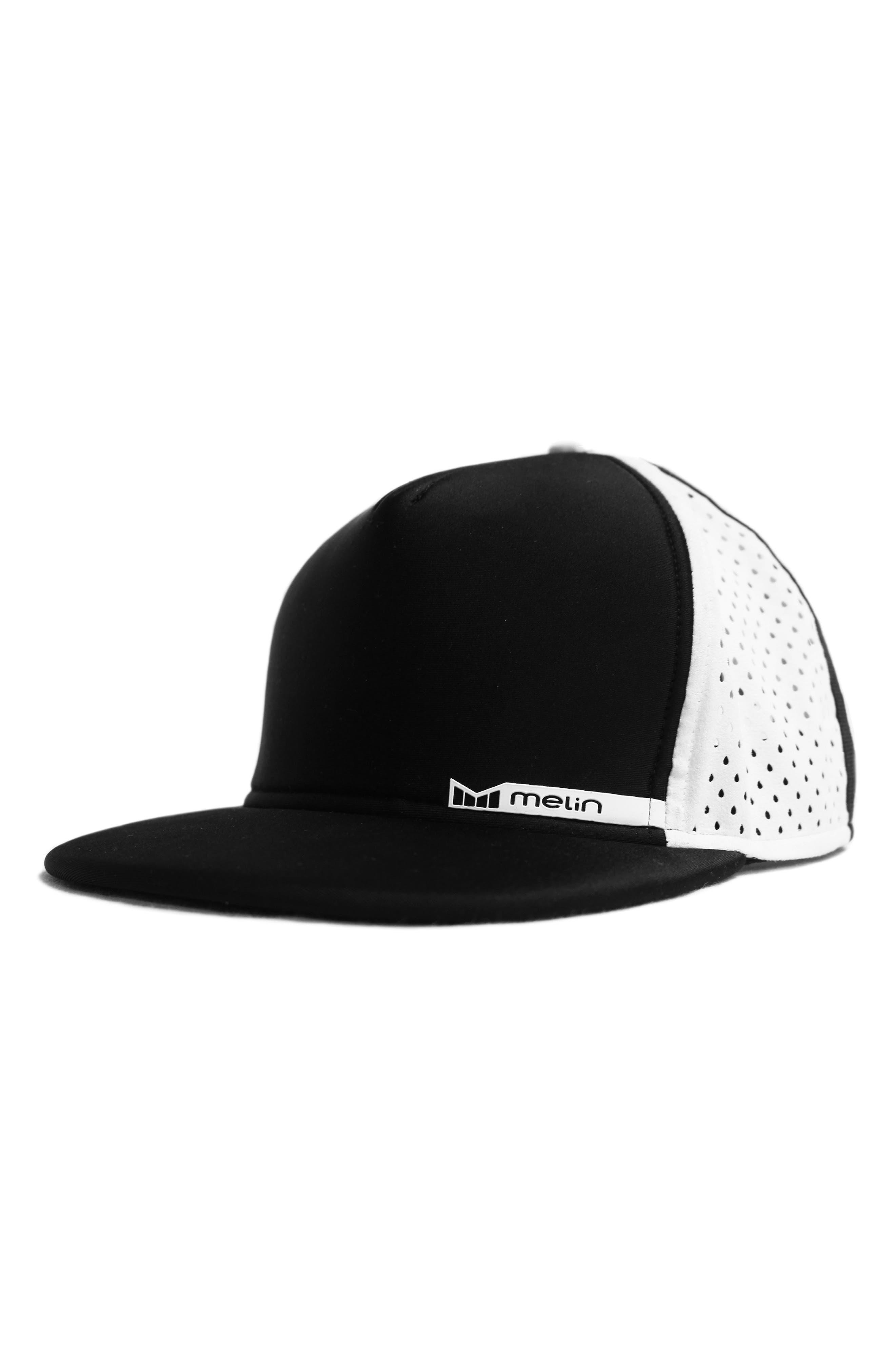 'Amphibian' Split Fit Snapback Baseball Cap,                             Alternate thumbnail 6, color,                             006