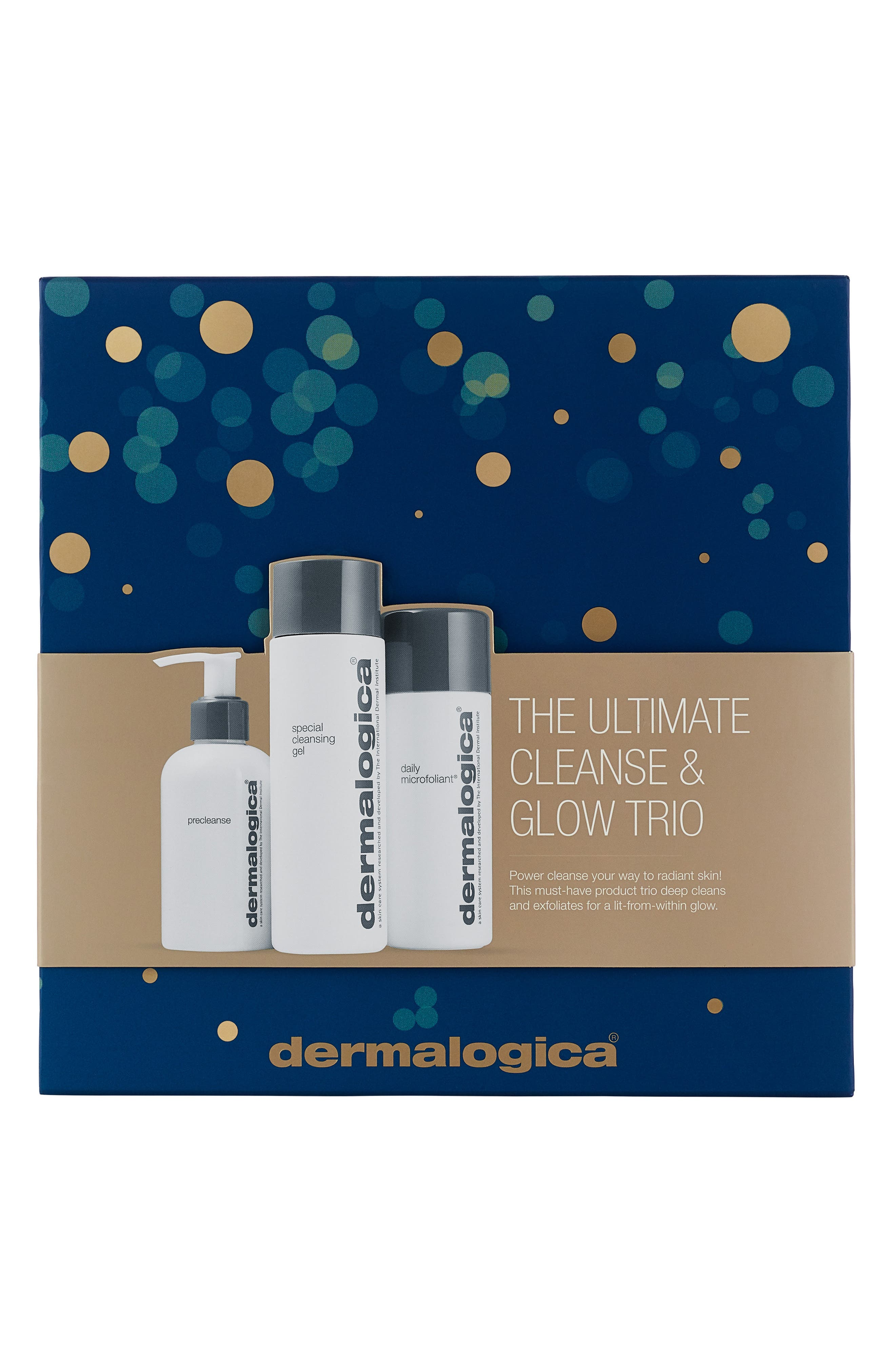 The Ultimate Cleanse & Glow Trio,                             Alternate thumbnail 2, color,                             000