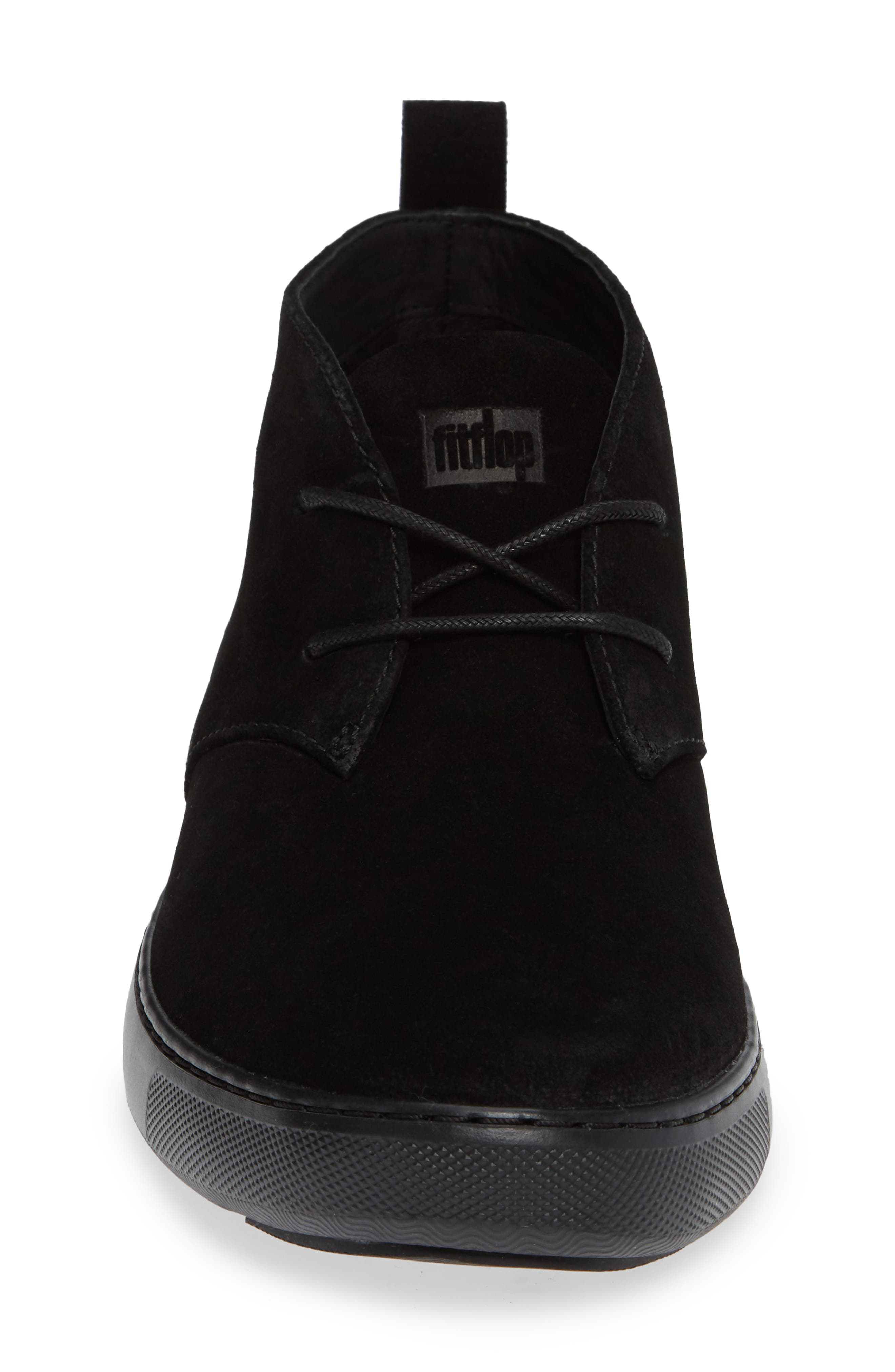 Zackery Chukka Boot,                             Alternate thumbnail 4, color,                             001