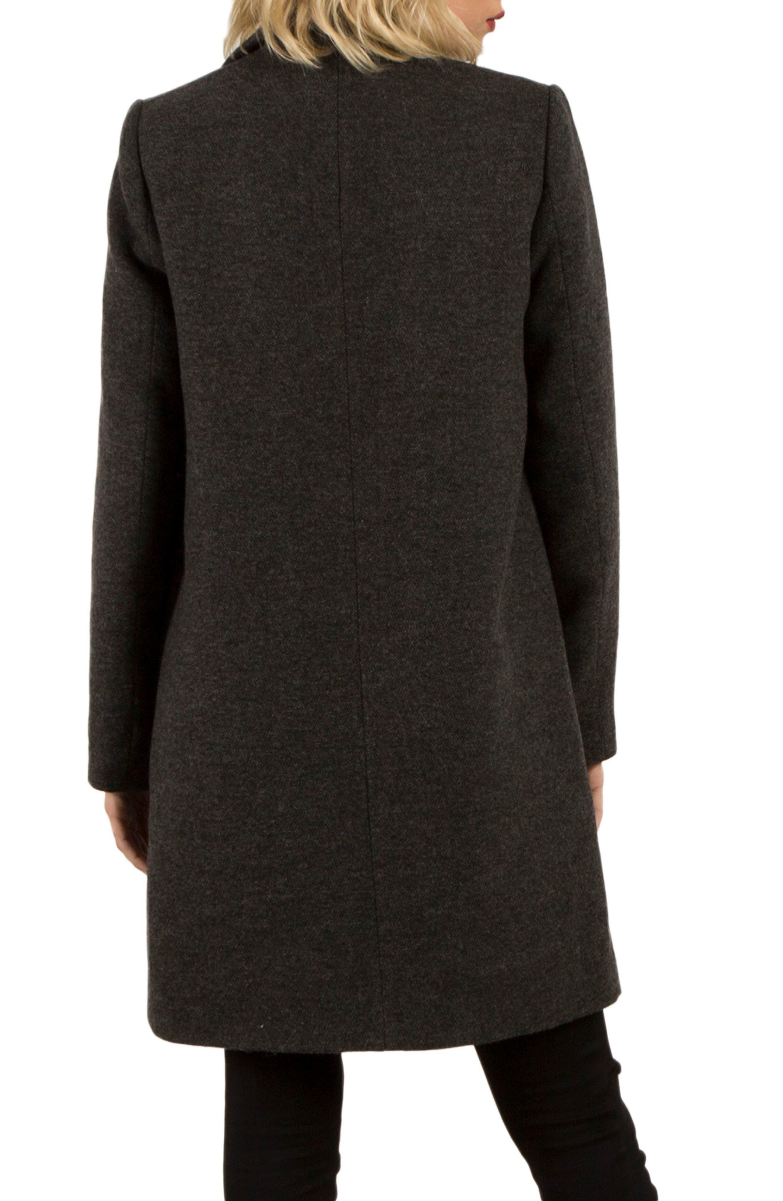 Smart Farce Coat,                             Alternate thumbnail 2, color,                             001