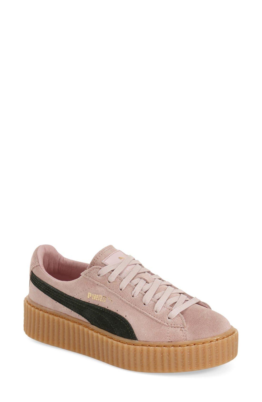 FENTY PUMA by Rihanna Creeper Sneaker,                             Main thumbnail 13, color,
