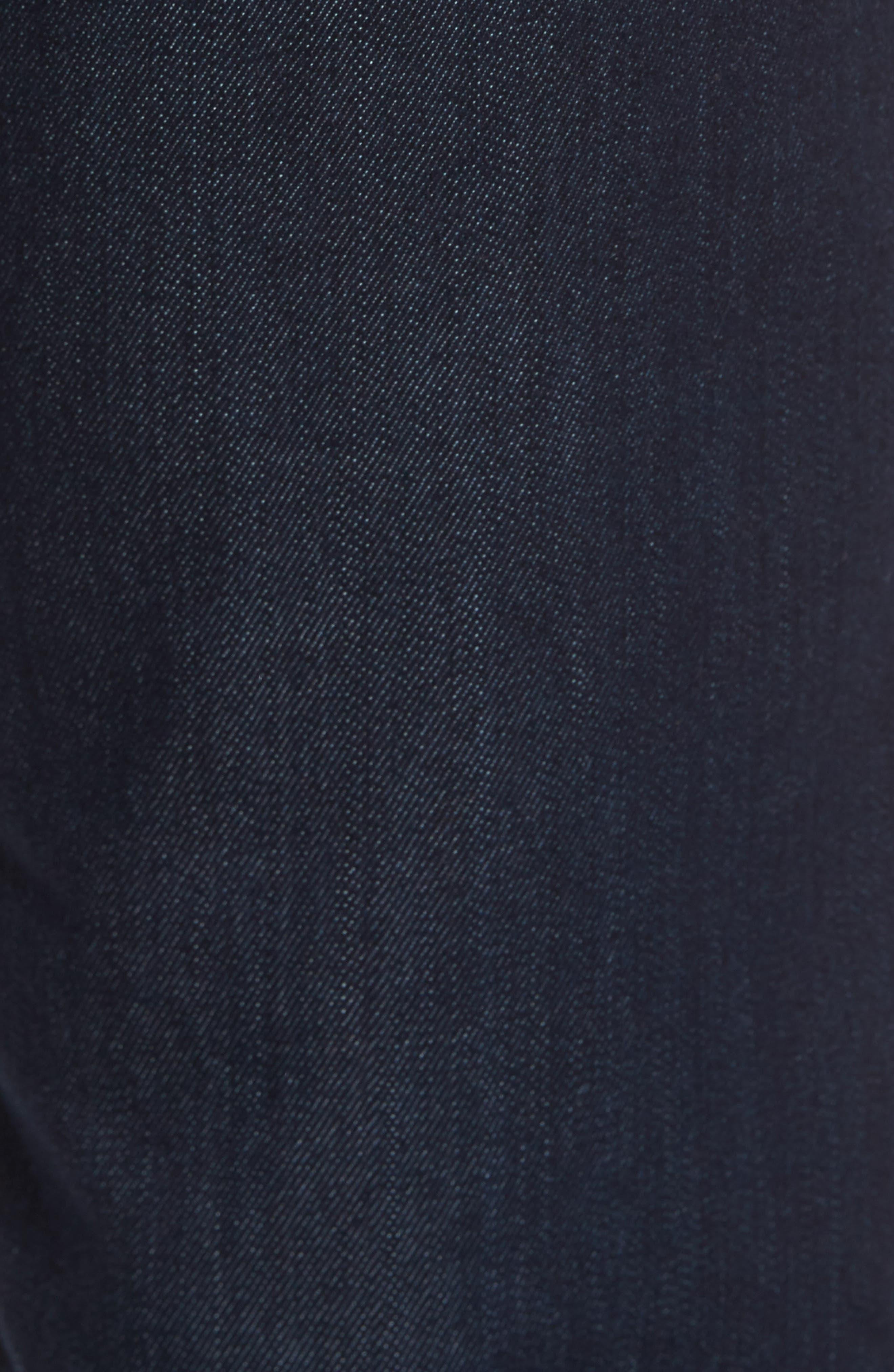 Courage Straight Leg Jeans,                             Alternate thumbnail 5, color,                             RINSE VINTAGE