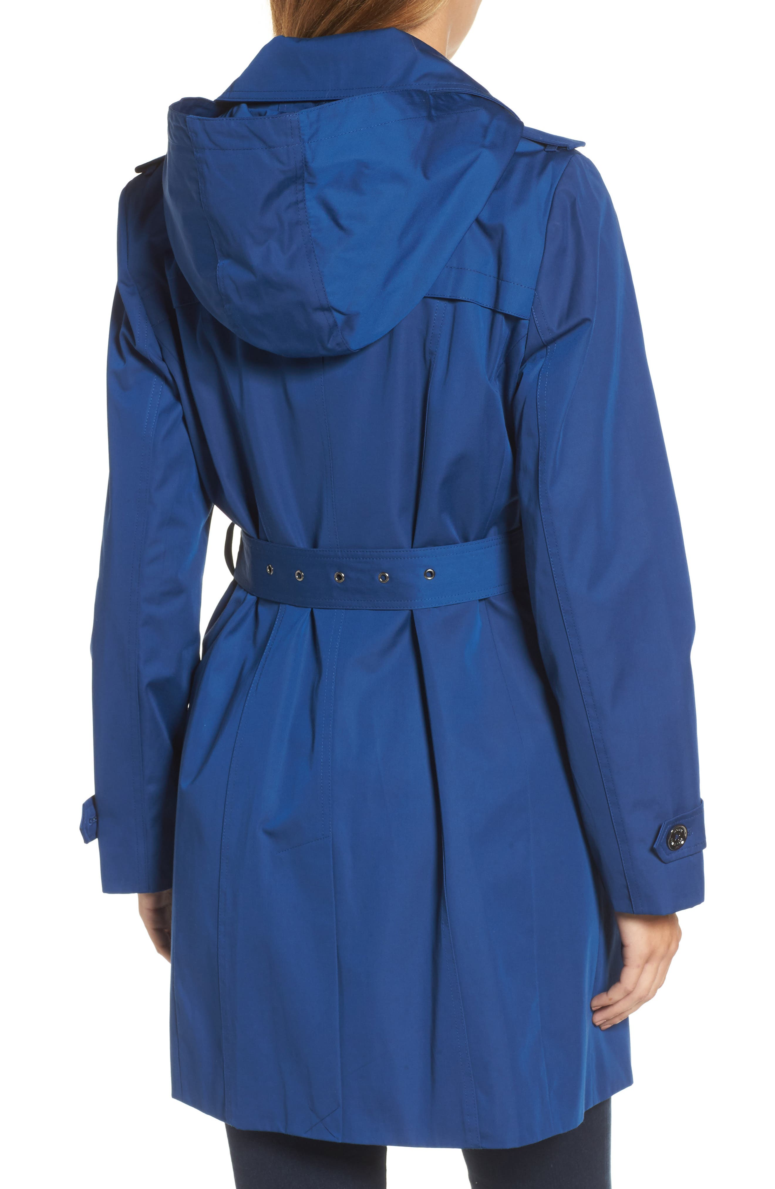 Core Trench Coat with Removable Hood & Liner,                             Alternate thumbnail 2, color,                             431
